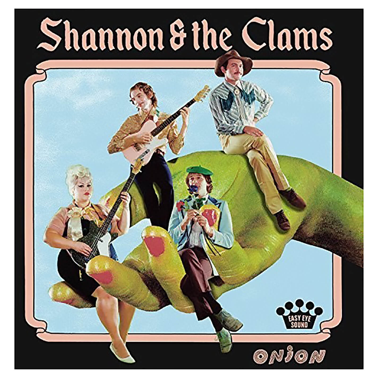 Shannon & Clams - Onion - Vinyl