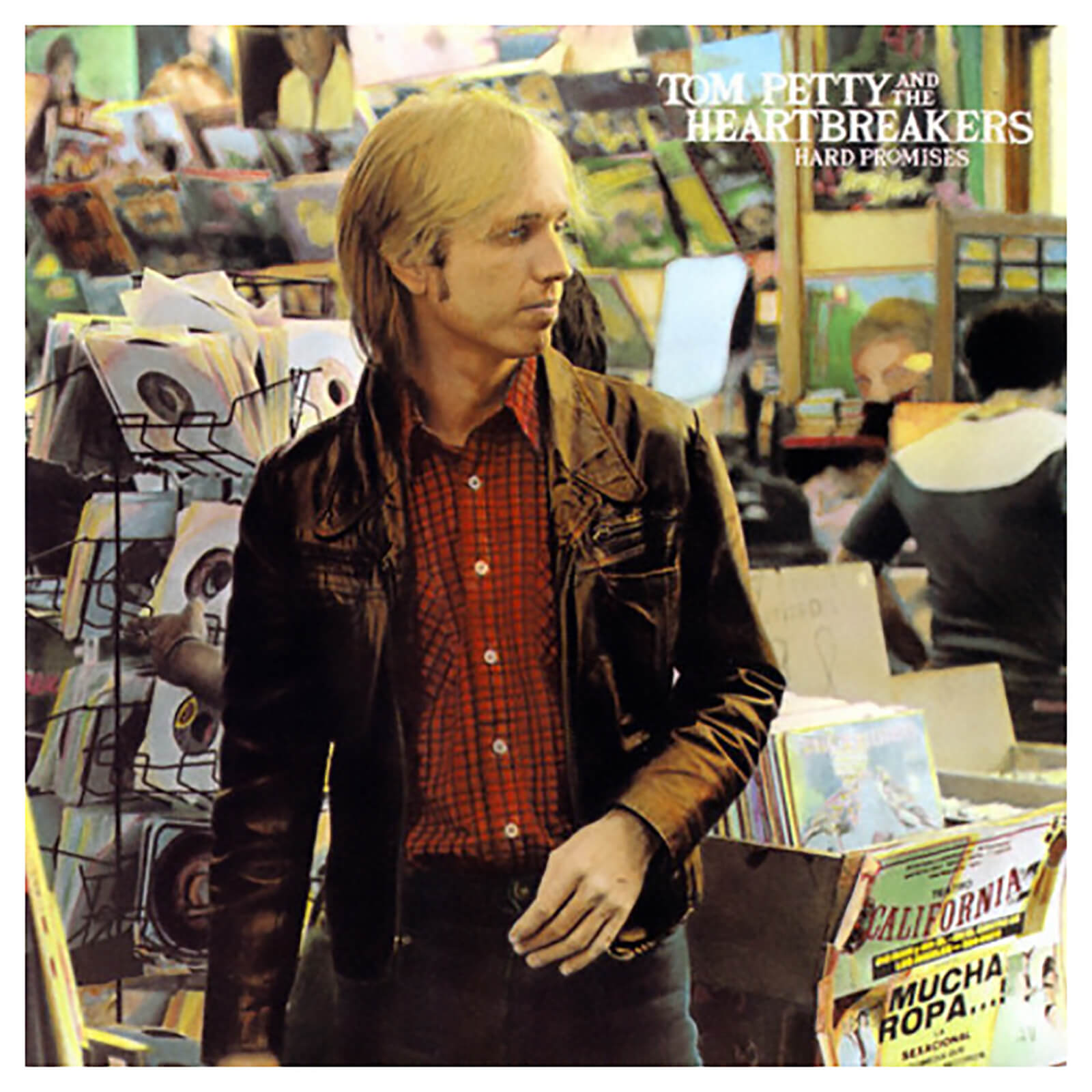 Tom Petty & The Heartbreakers - Hard Promises - Vinyl