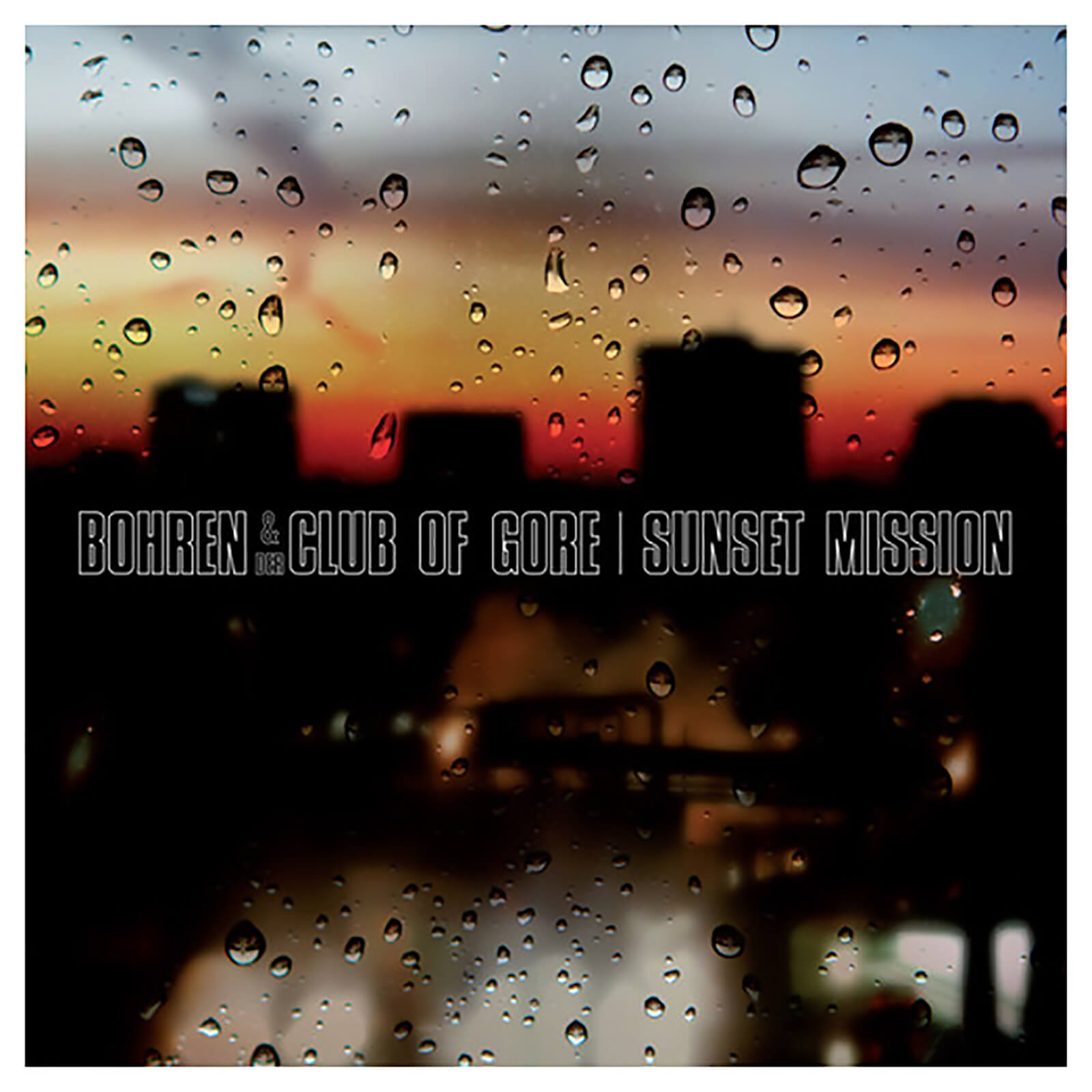 Bohren & Der Club Of Gore - Sunset Mission - Vinyl