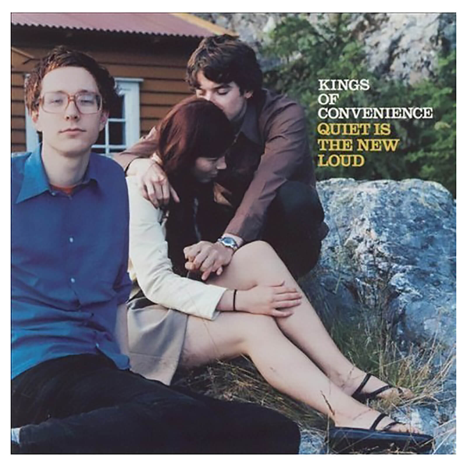 Kings Of Convenience - Quiet Is The New Loud - Vinyl