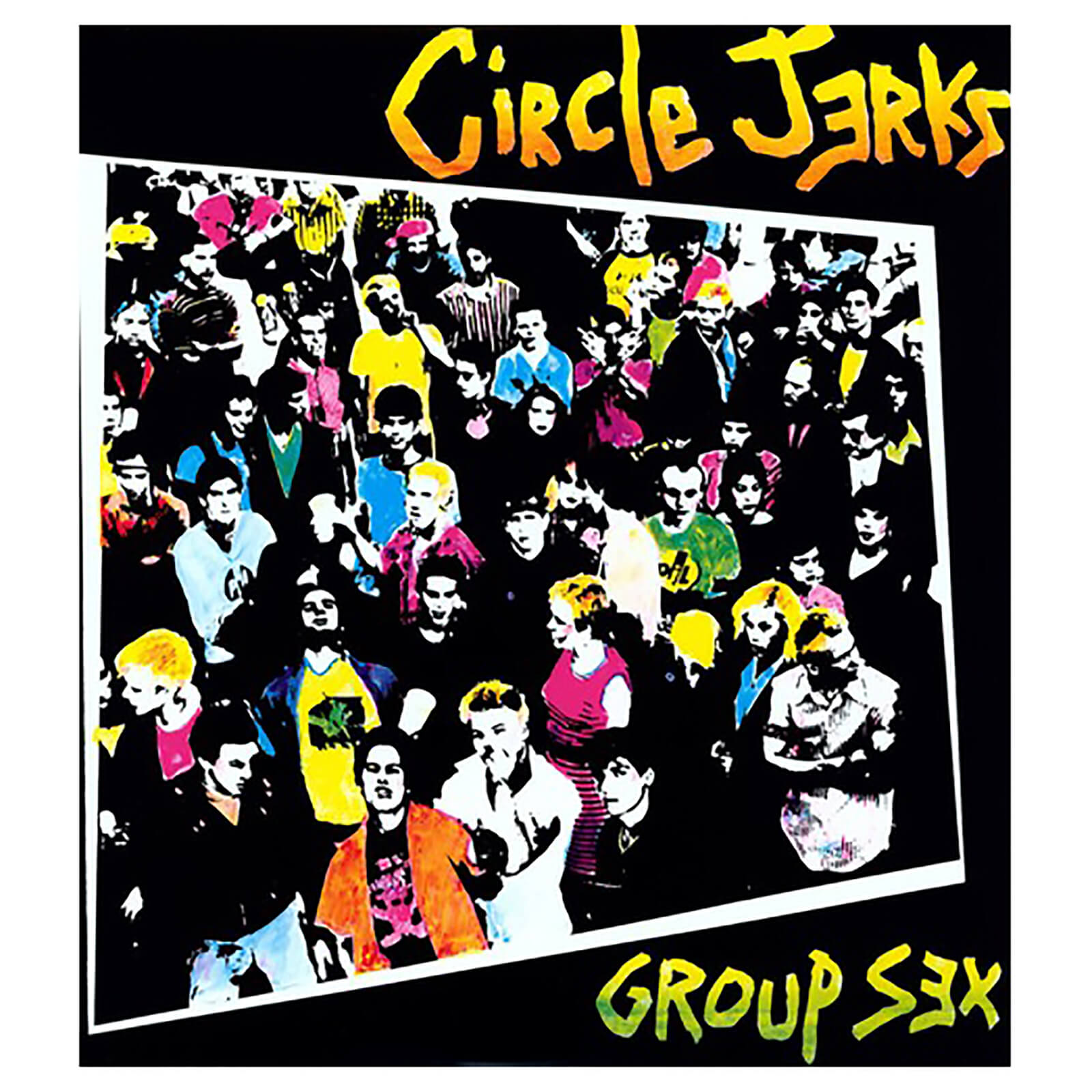 Circle Jerks - Group Sex - Vinyl