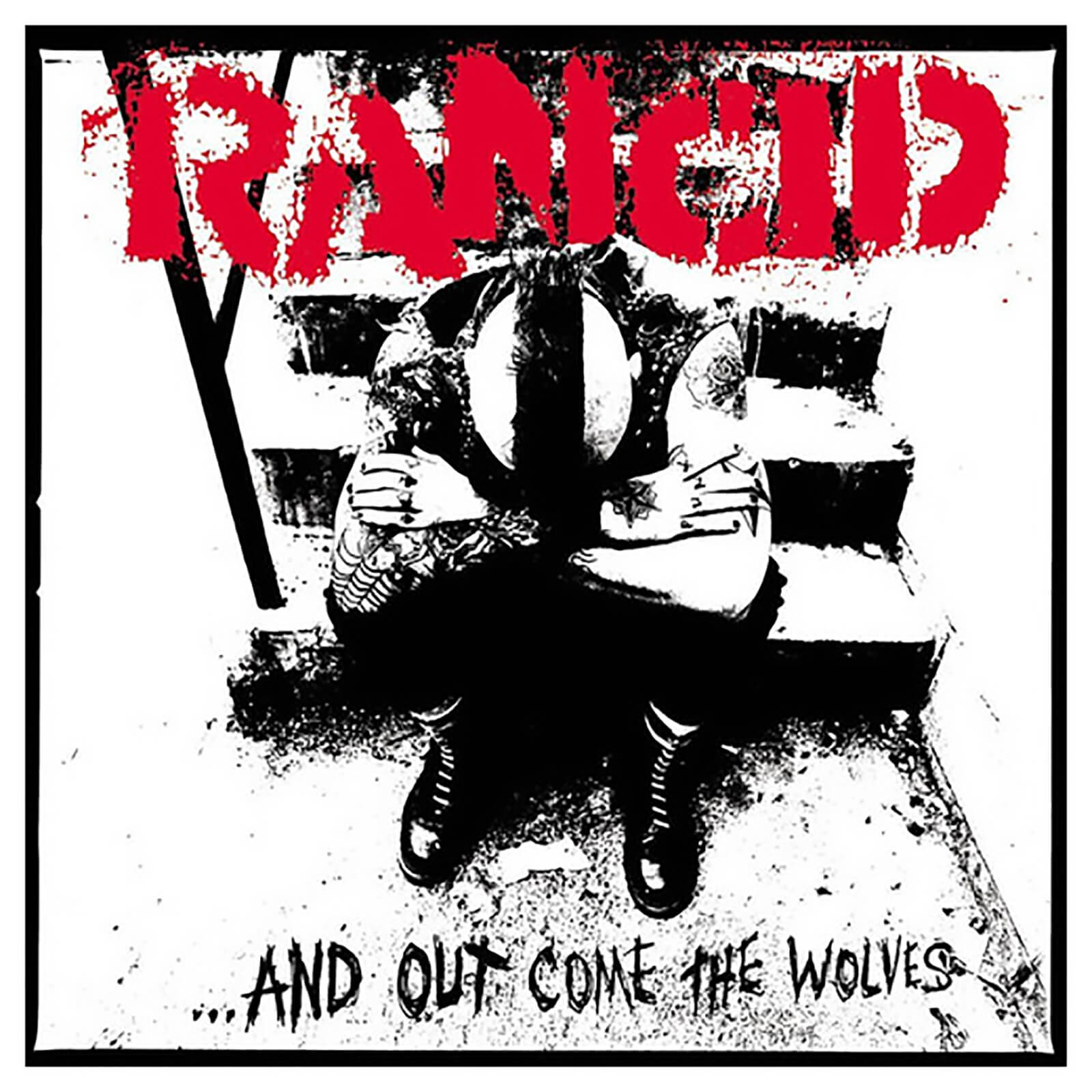 Rancid - & Out Come The Wolves - Vinyl