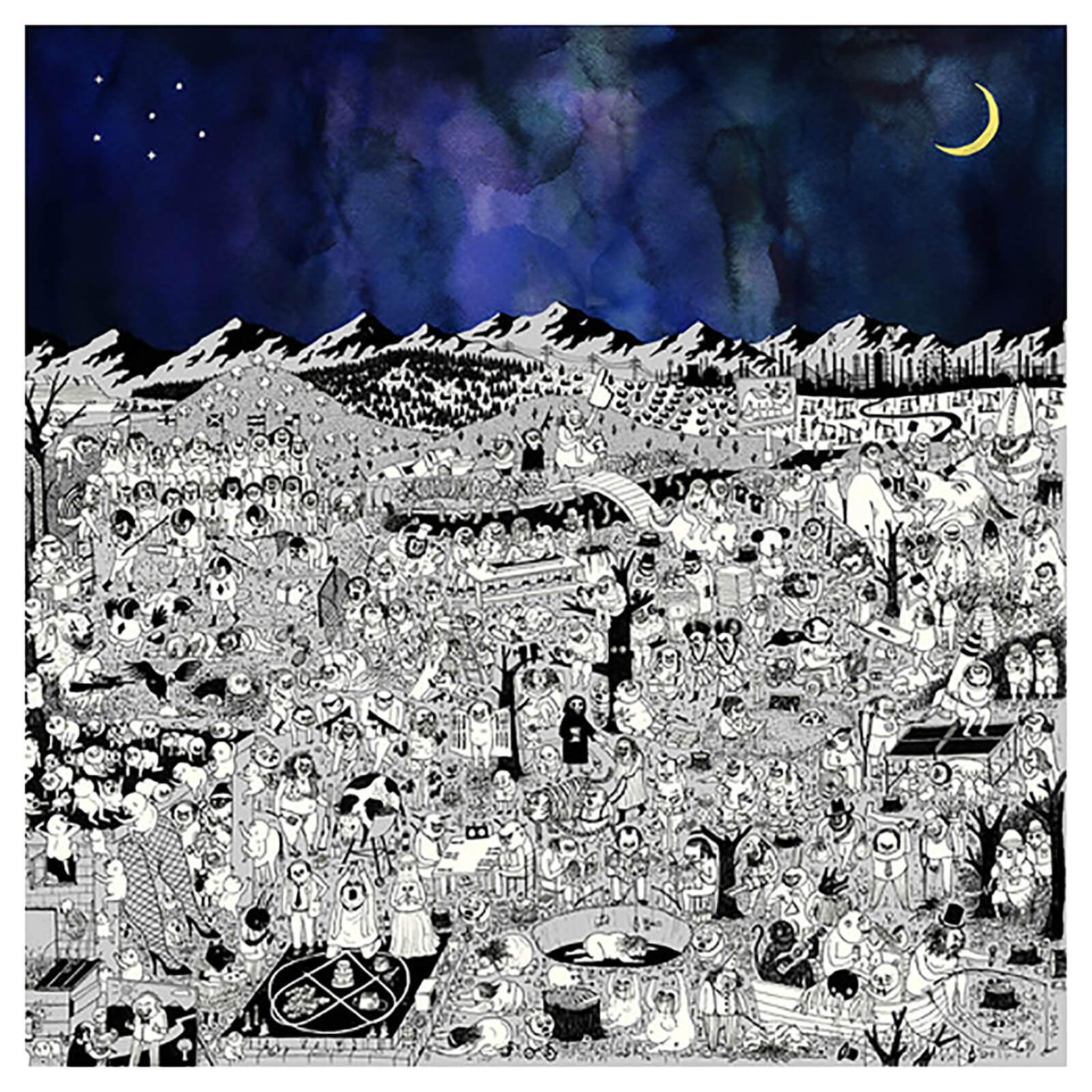 Father John Misty - Pure Comedy - Vinyl