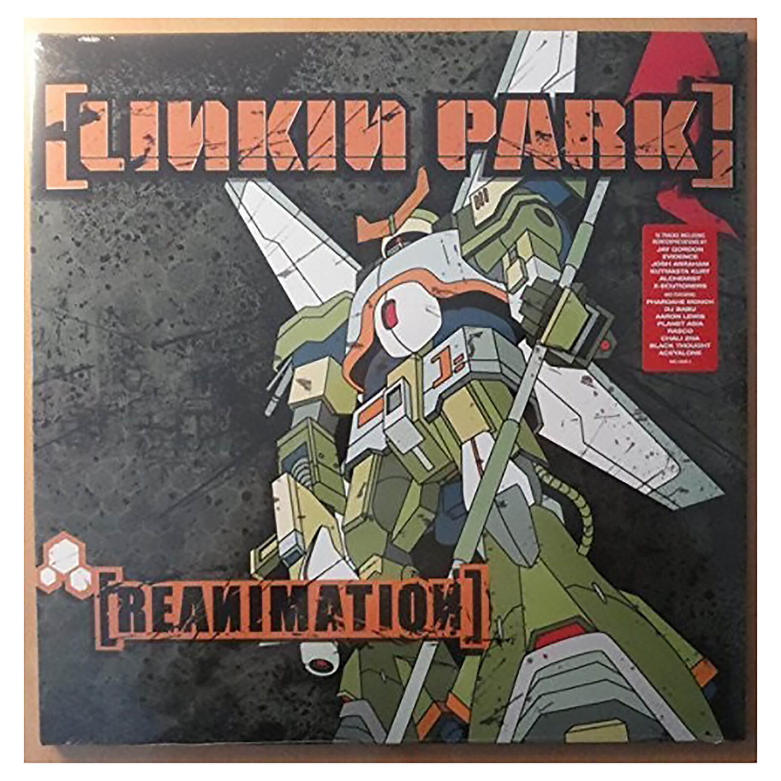 Linkin Park - Reanimation - Vinyl