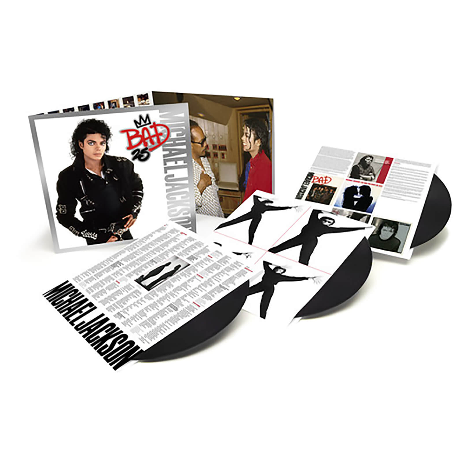 Michael Jackson - Bad: 25th Anniversary - Vinyl