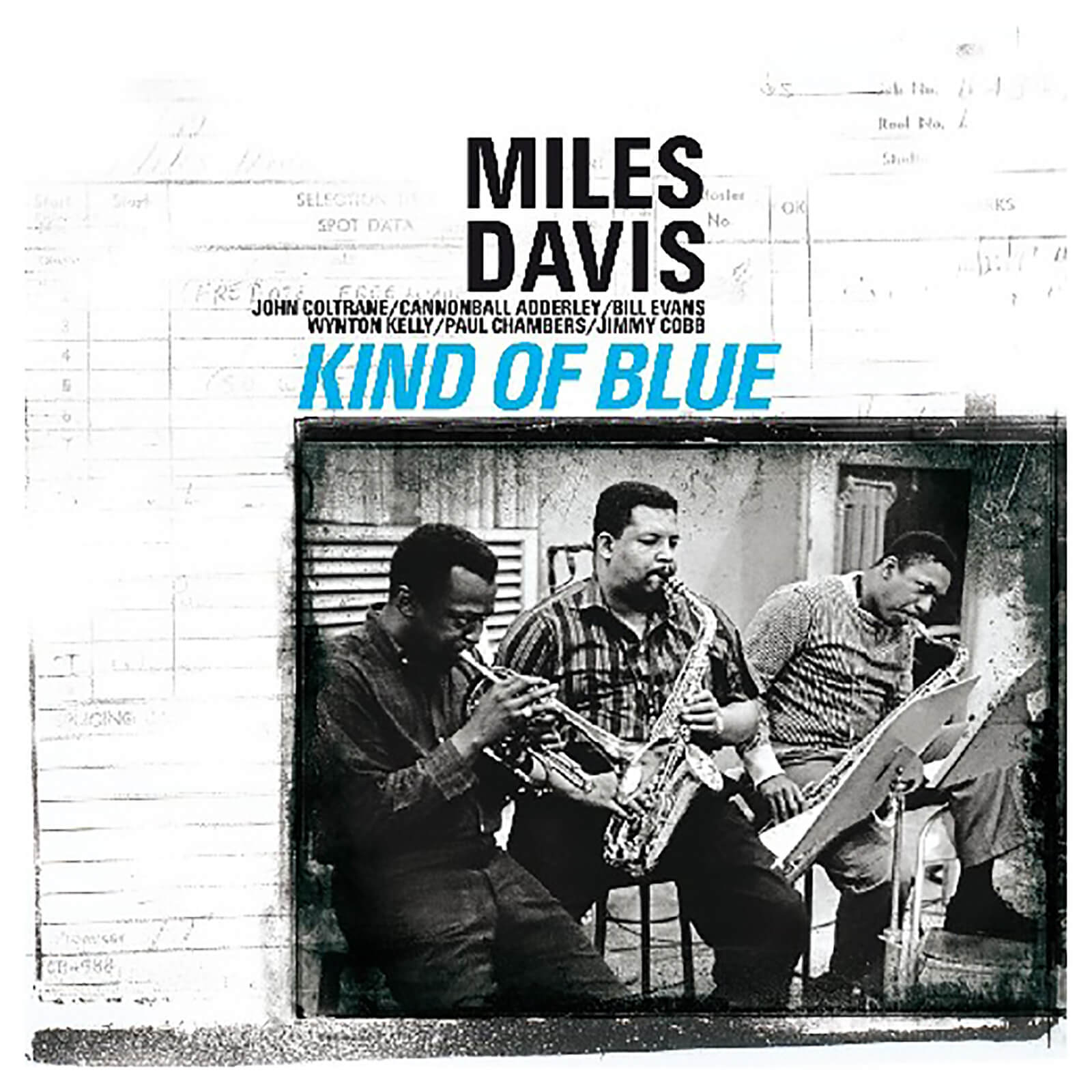 Kind Of Blue Vinyl