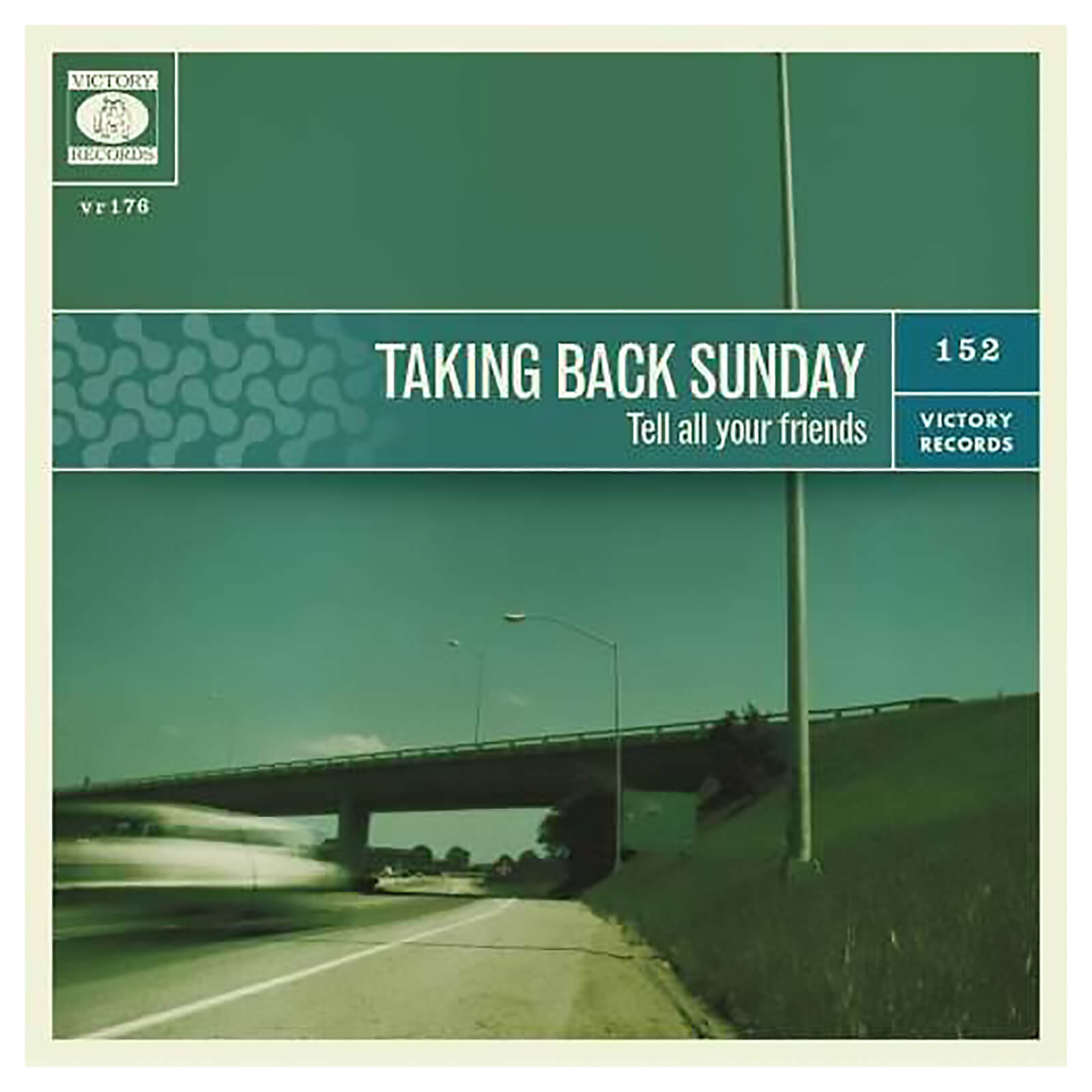 Taking Back Sunday - Tell All Your Friends - Vinyl
