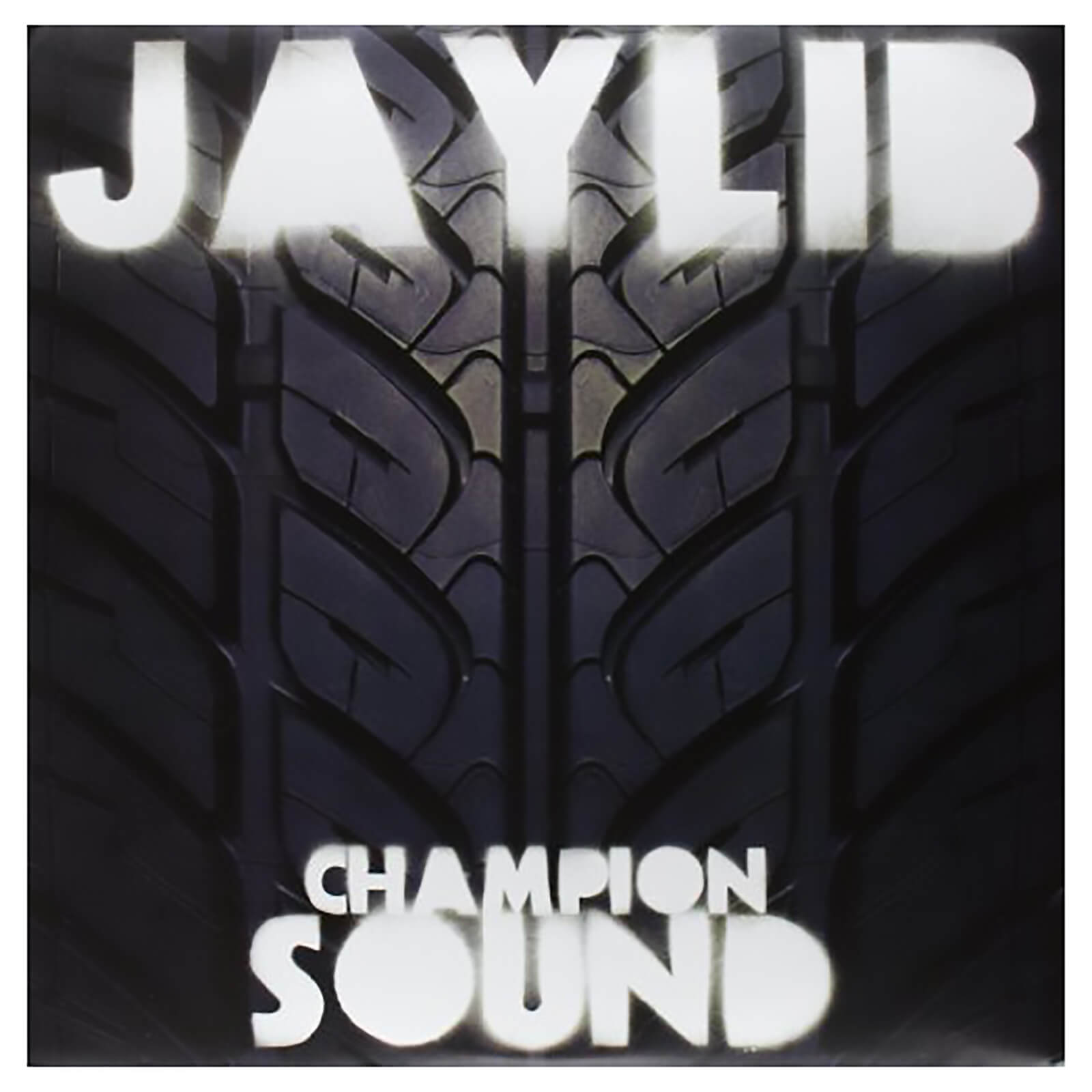 Jaylib - Champion Sound - Vinyl