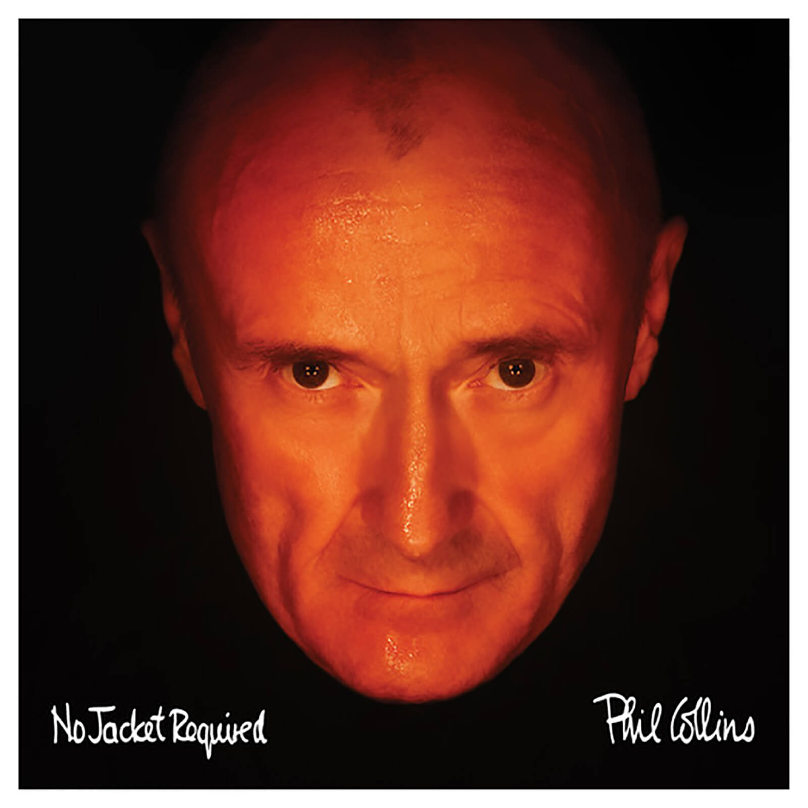 No Jacket Required Vinyl