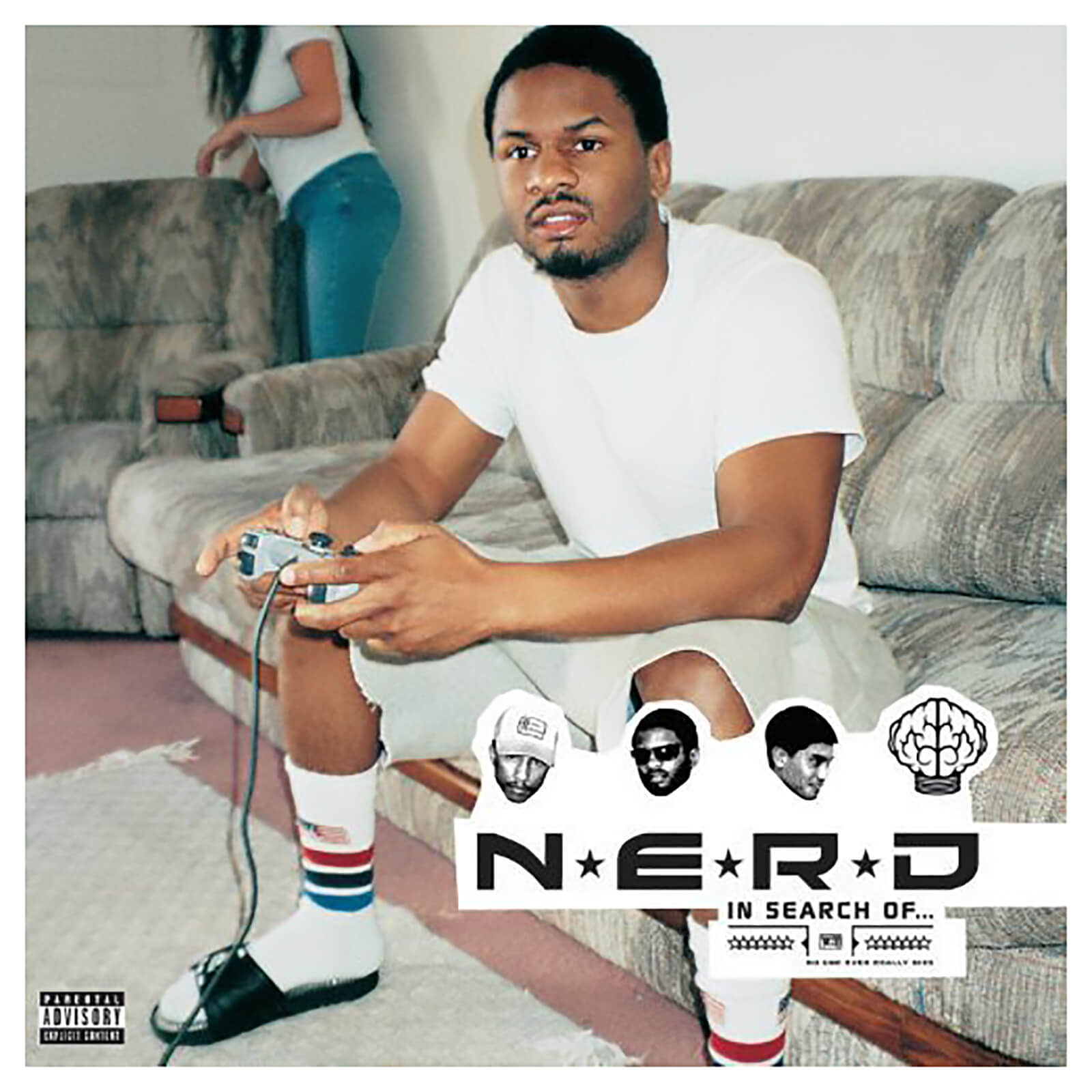 N.E.R.D. - In Search Of - Vinyl