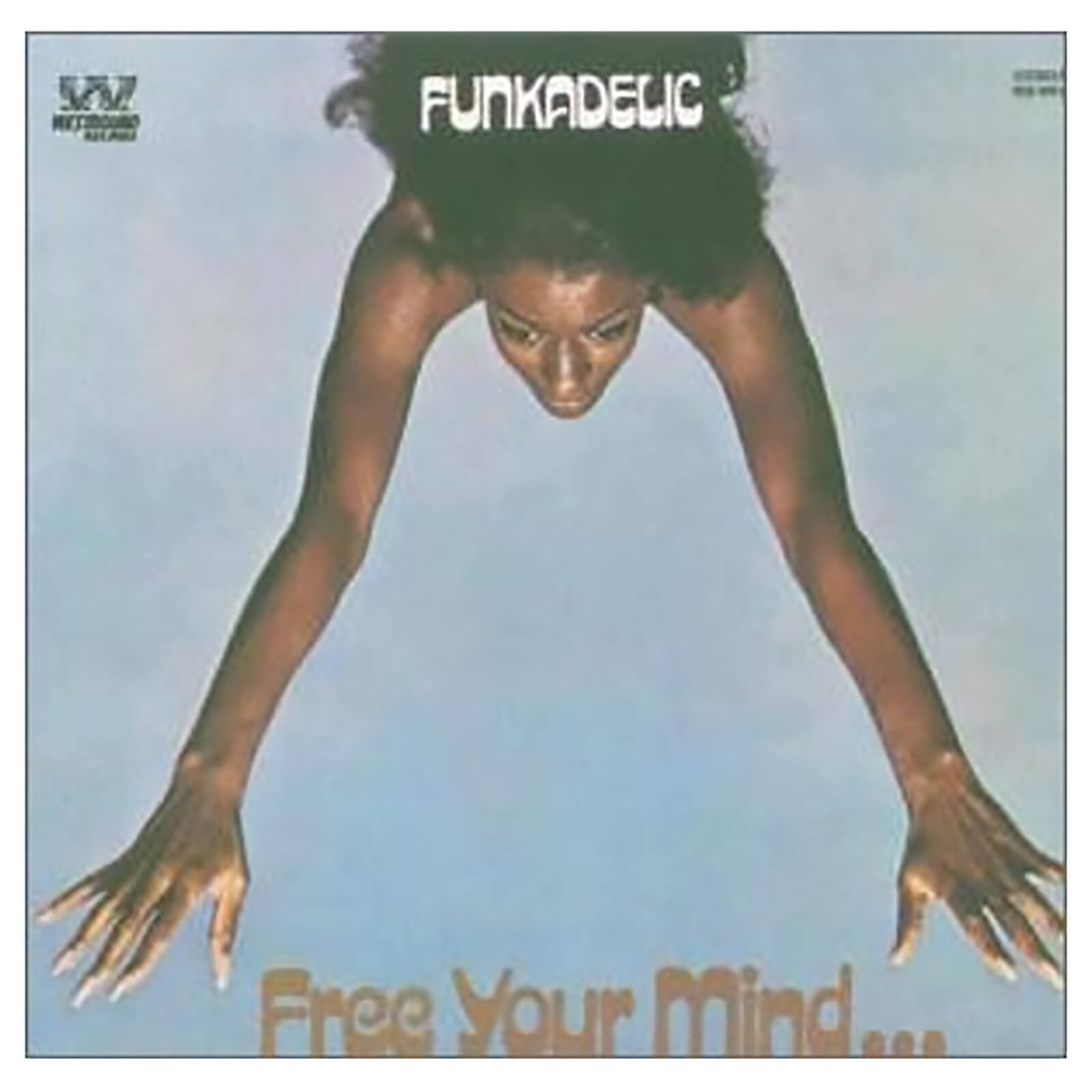 Funkadelic - Free Your Mindand Your Ass Will Follow - Vinyl