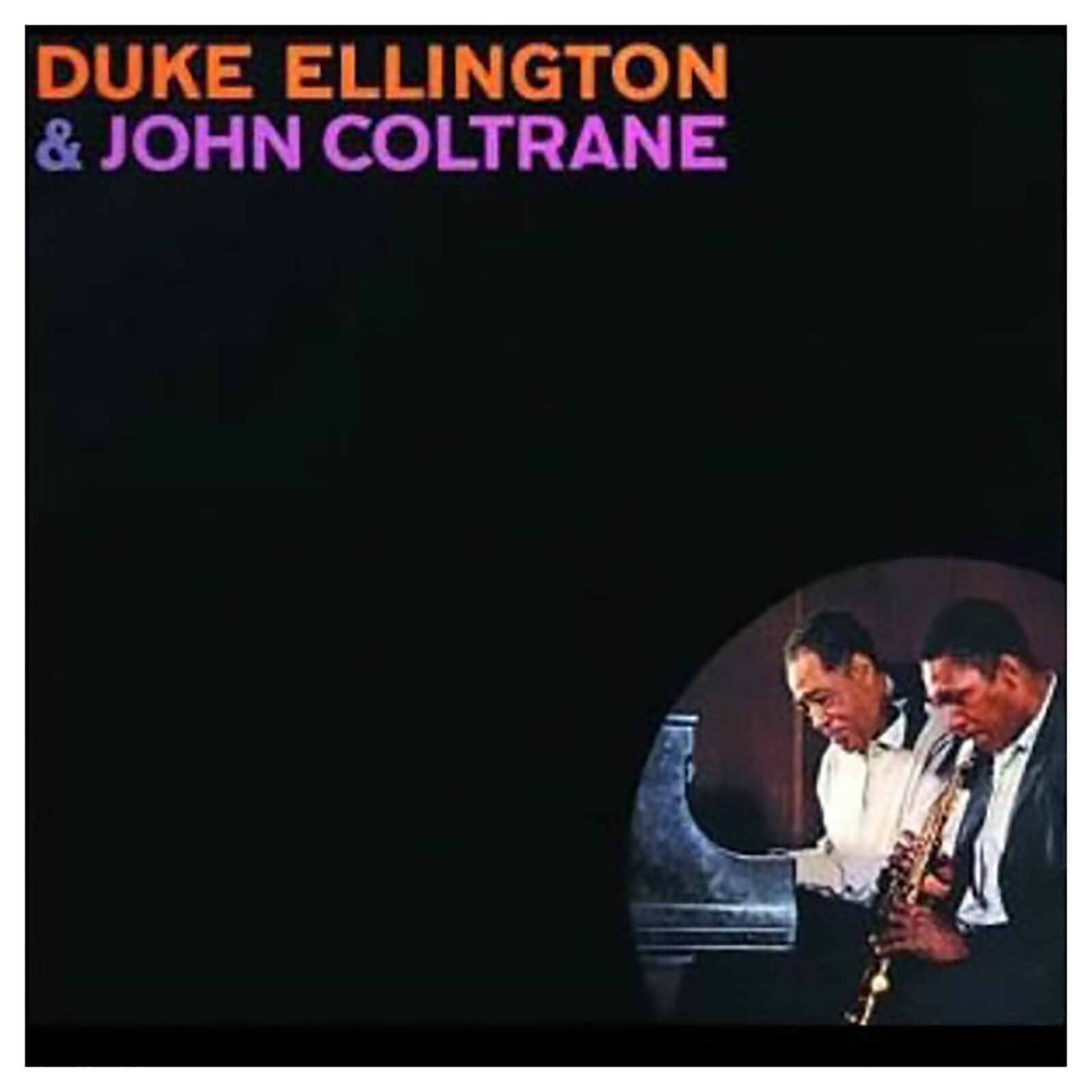 Duke Ellington / John Coltrane - Ellington & Coltrane - Vinyl
