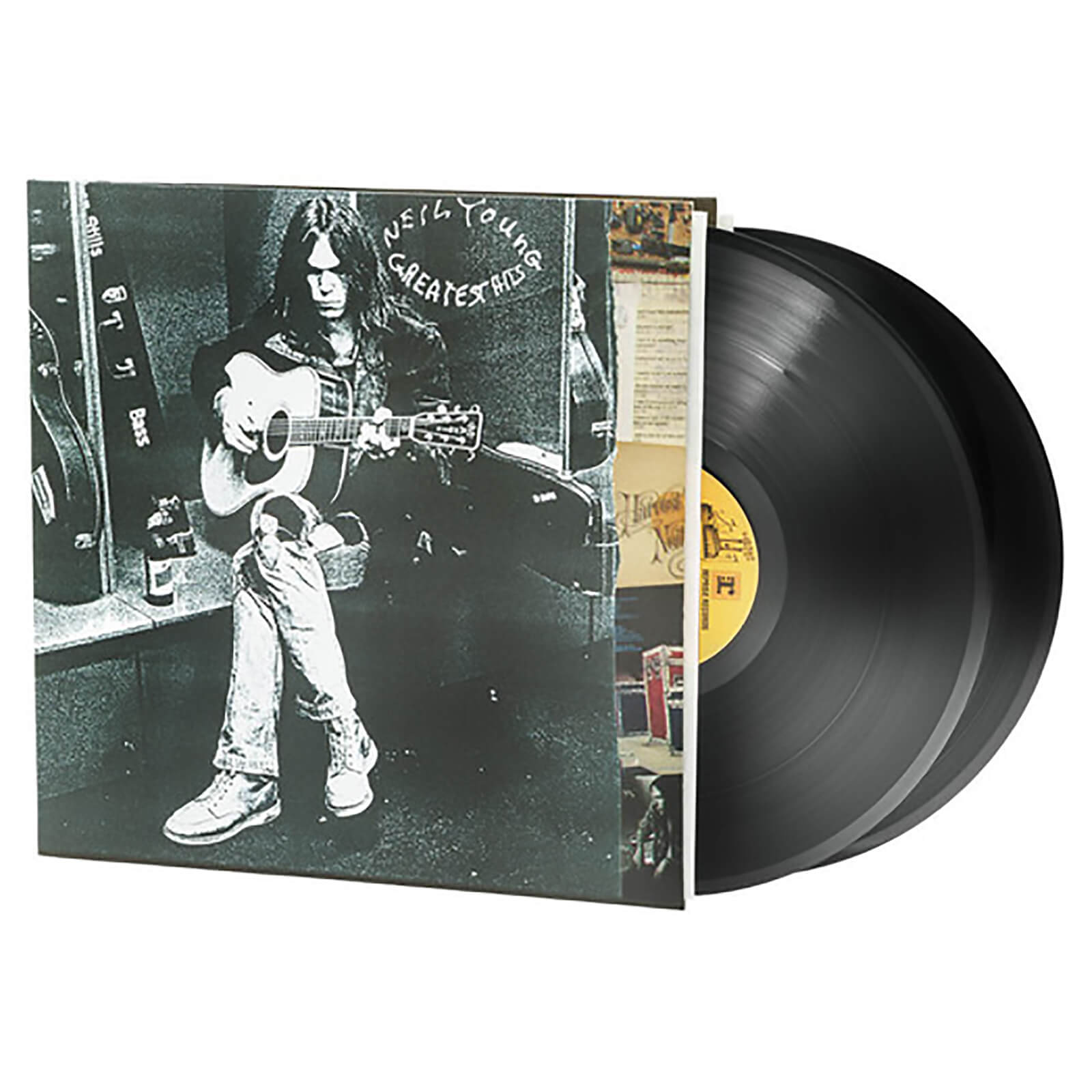 Neil Young - Greatest Hits - Vinyl