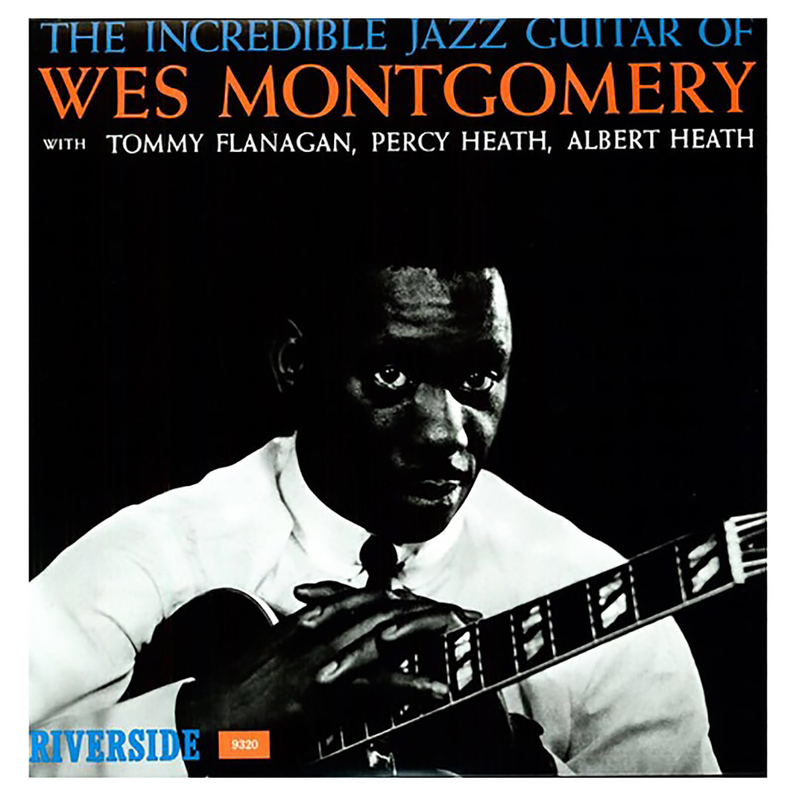 Wes Montgomery - Incredible Jazz Guitar - Vinyl
