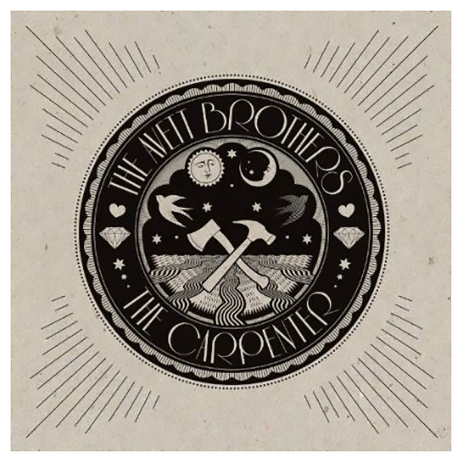 Avett Brothers - Carpenter - Vinyl