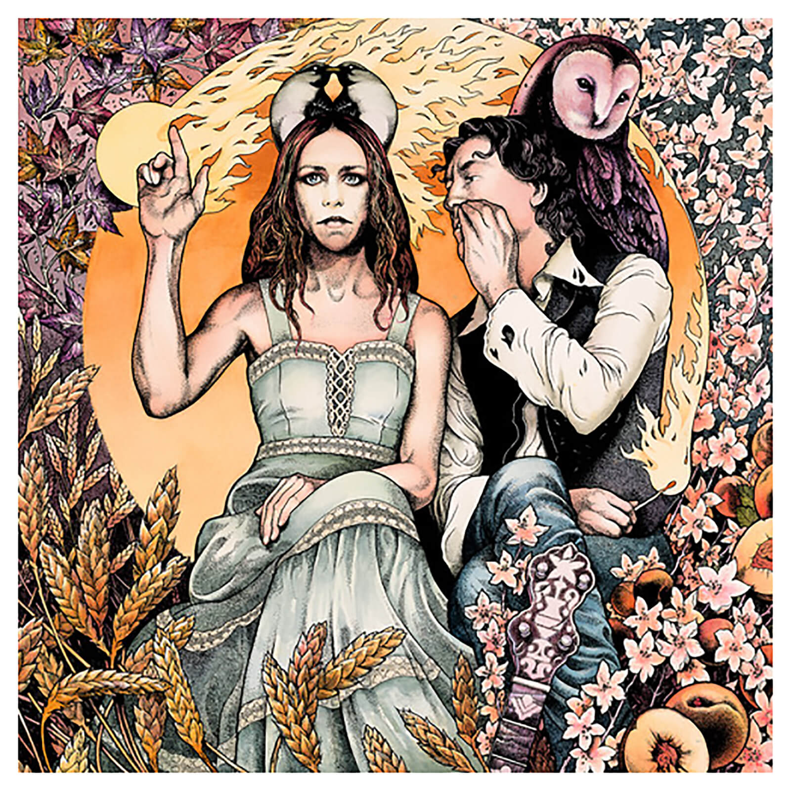 Gillian Welch - Harrow & The Harvest - Vinyl