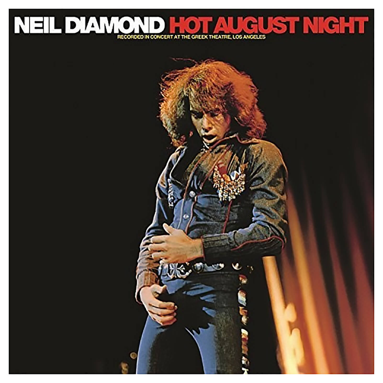 Neil Diamond - Hot August Night - Vinyl