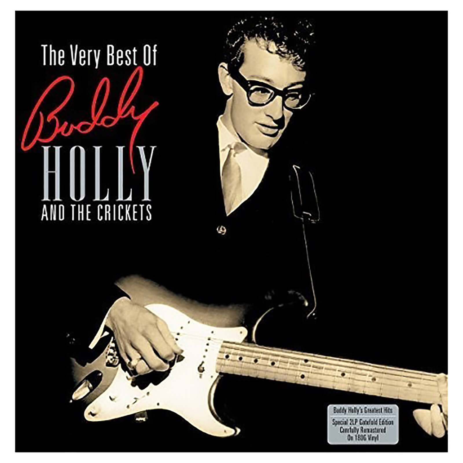 Buddy Holly & Crickets - Very Best Of - Vinyl