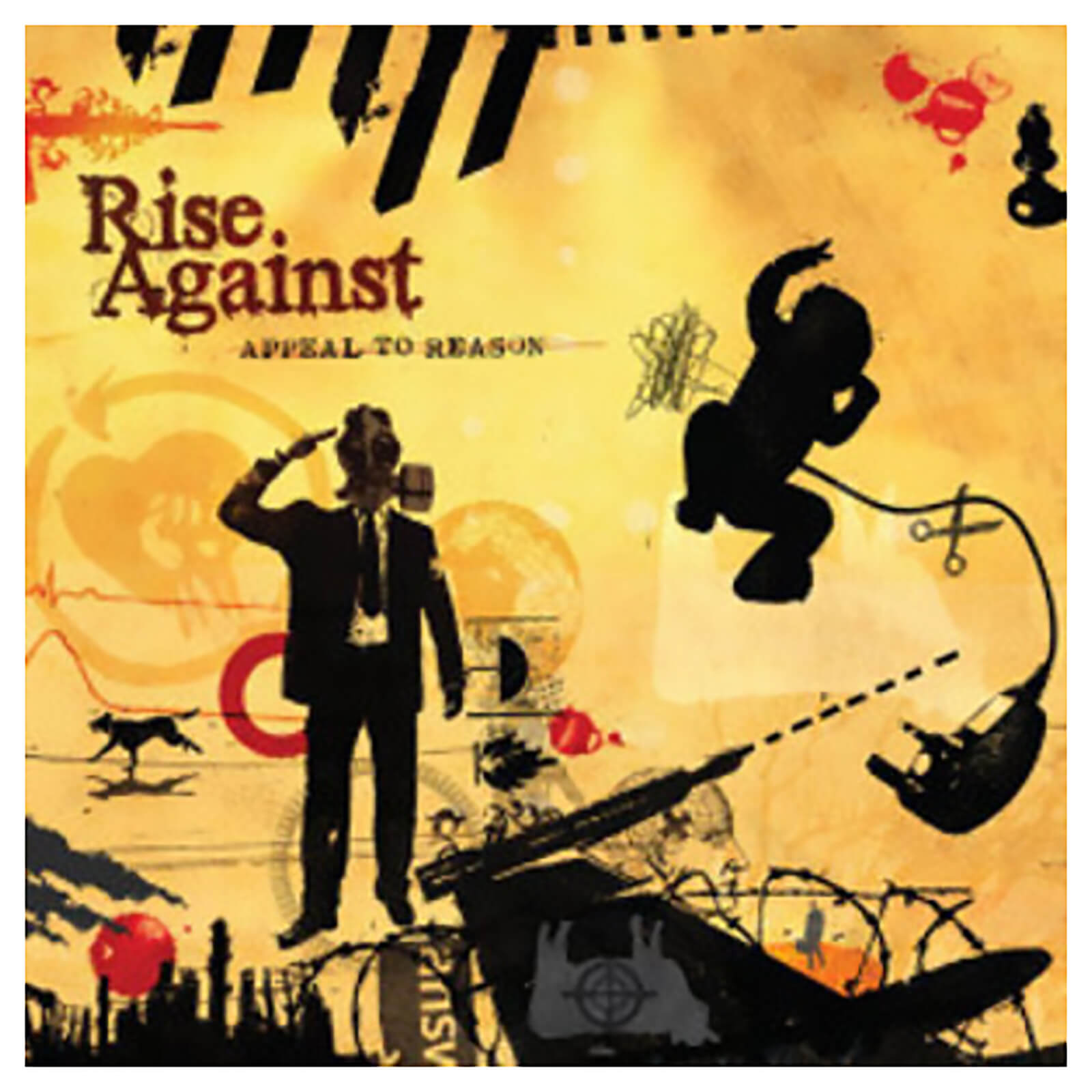 Rise Against - Appeal To Reason - Vinyl