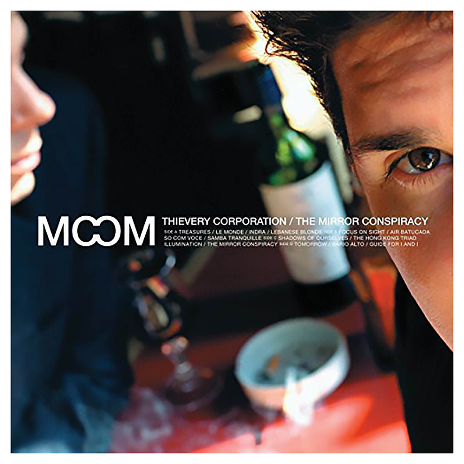 Thievery Corporation - Mirror Conspiracy - Vinyl