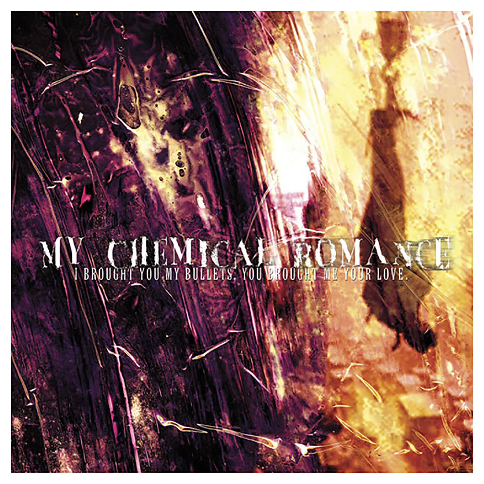 My Chemical Romance - I Brought You My Bullets You Brought Me Your Love - Vinyl