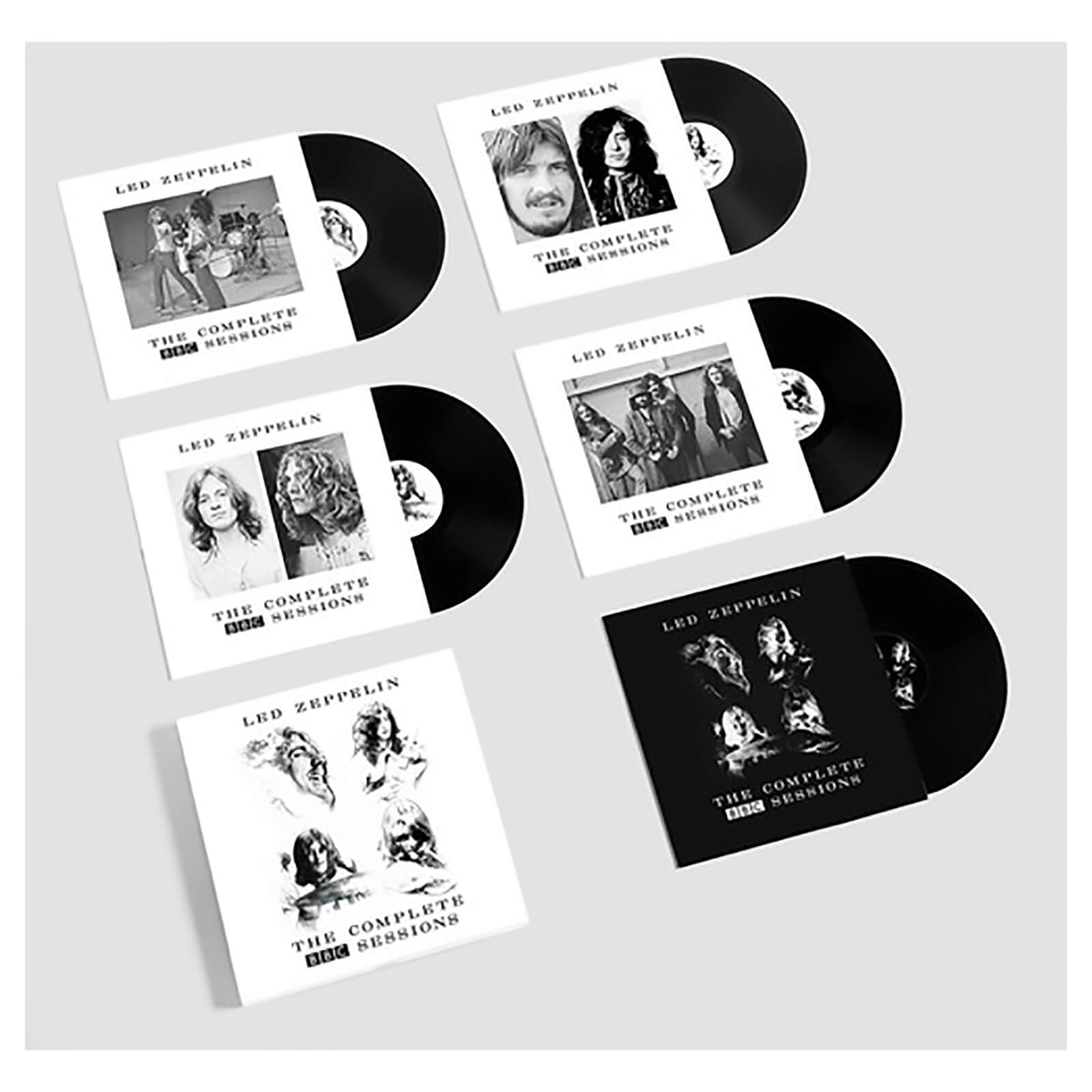 Led Zeppelin - Complete Bbc Sessions - Vinyl