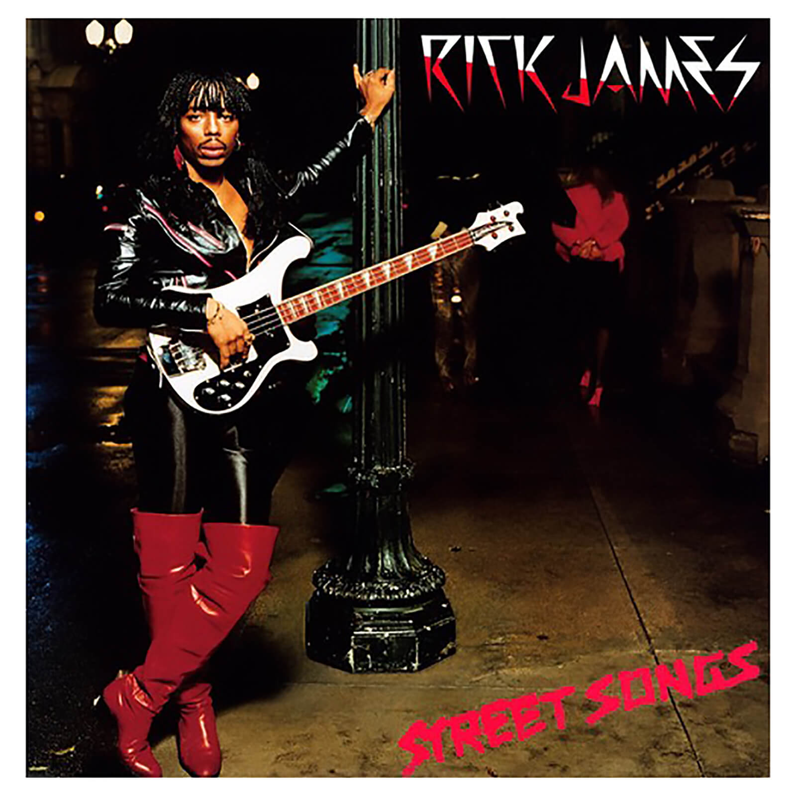 Rick James - Street Songs - Vinyl