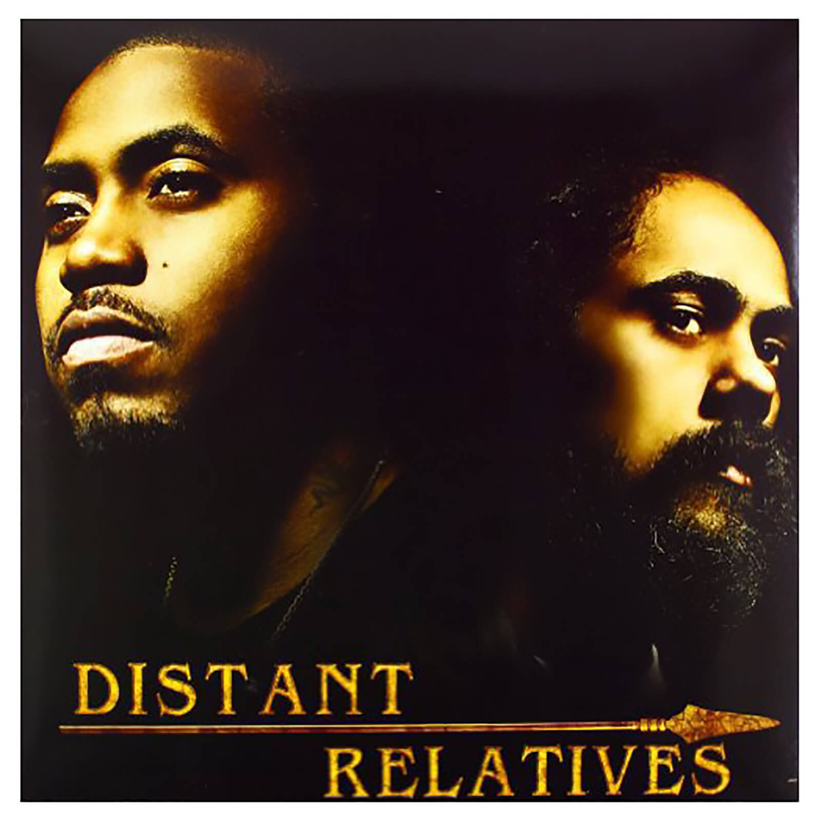 Nas / Damian Marley - Distant Relatives - Vinyl