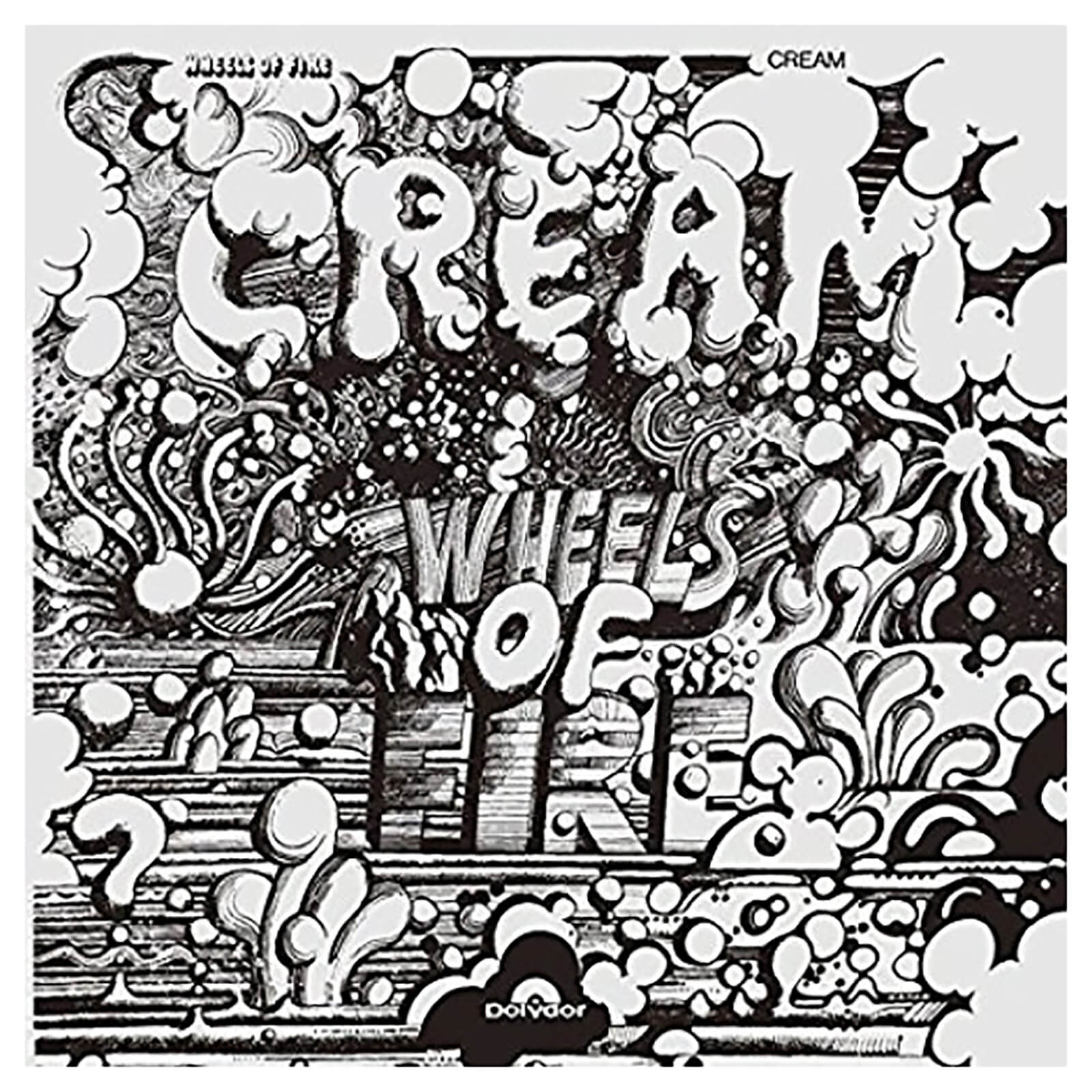 Cream - Wheels Of Fire - Vinyl
