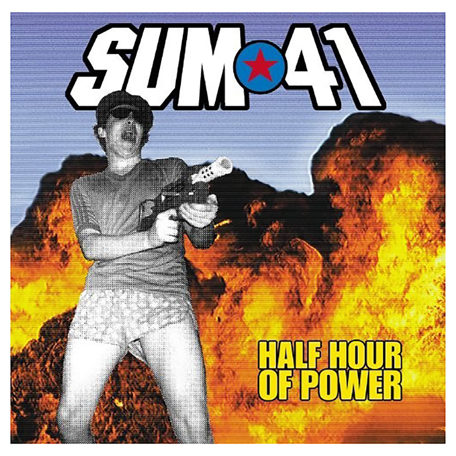Sum 41 - Half Hour Of Power - Vinyl