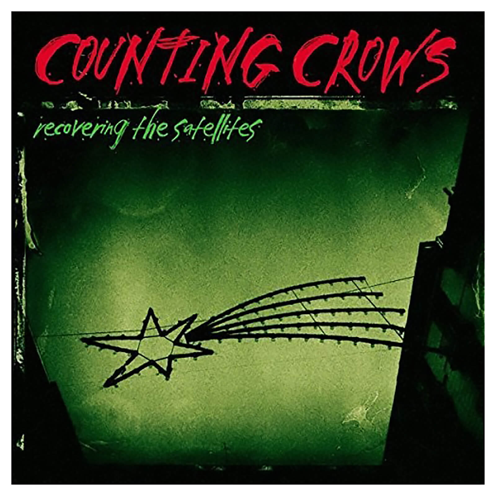 Counting Crows - Recovering The Satellites - Vinyl