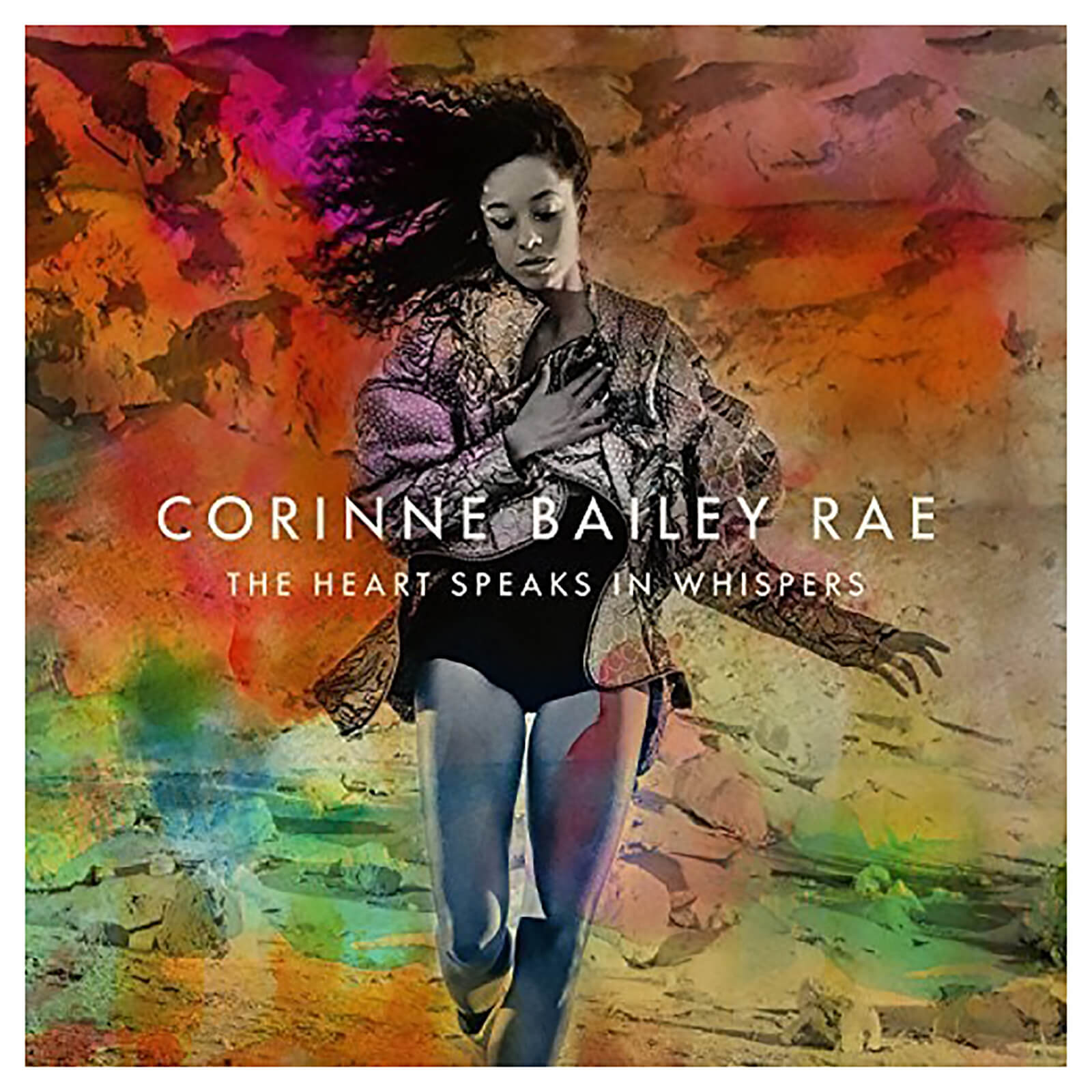 Corinne Bailey Rae - Heart Speaks In Whispers - Vinyl