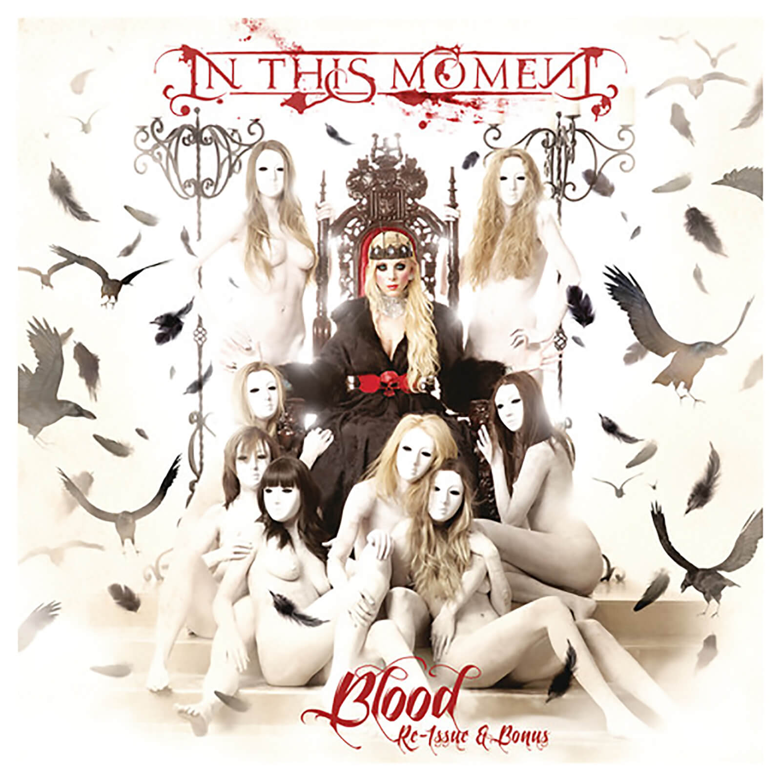 In This Moment - Blood - Vinyl
