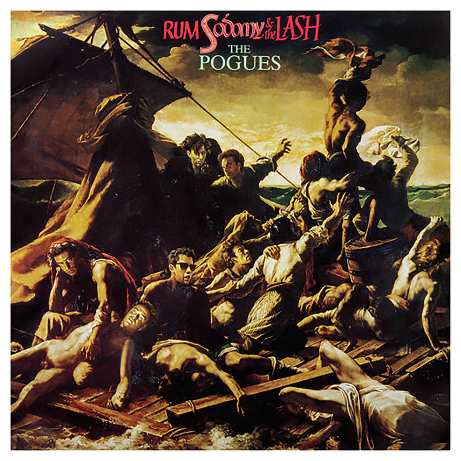Pogues - Rum Sodomy & The Lash - Vinyl