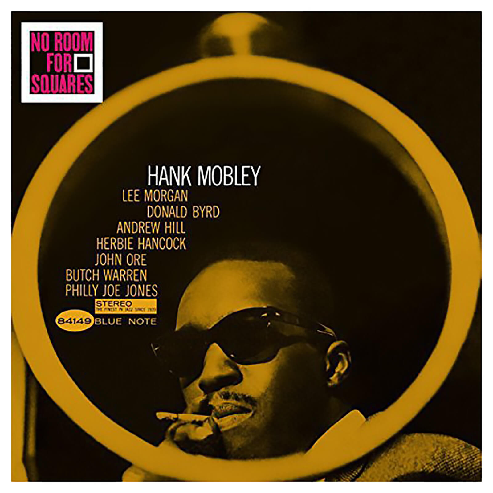 Hank Mobley - No Room For Squares - Vinyl