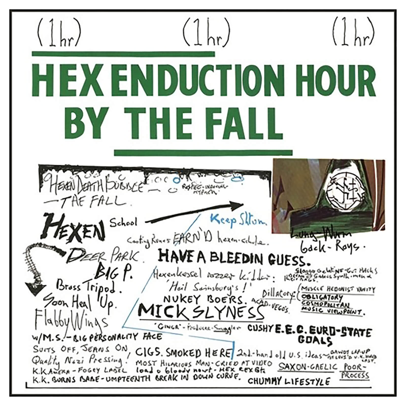 Fall - Hex Enduction Hour - Vinyl