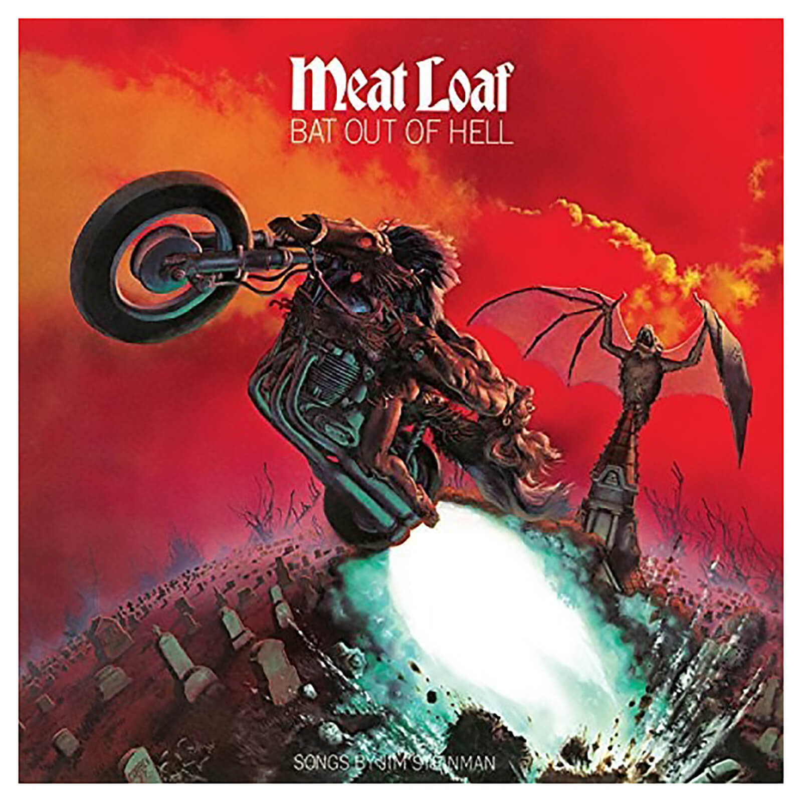 Bat Out Of Hell Vinyl
