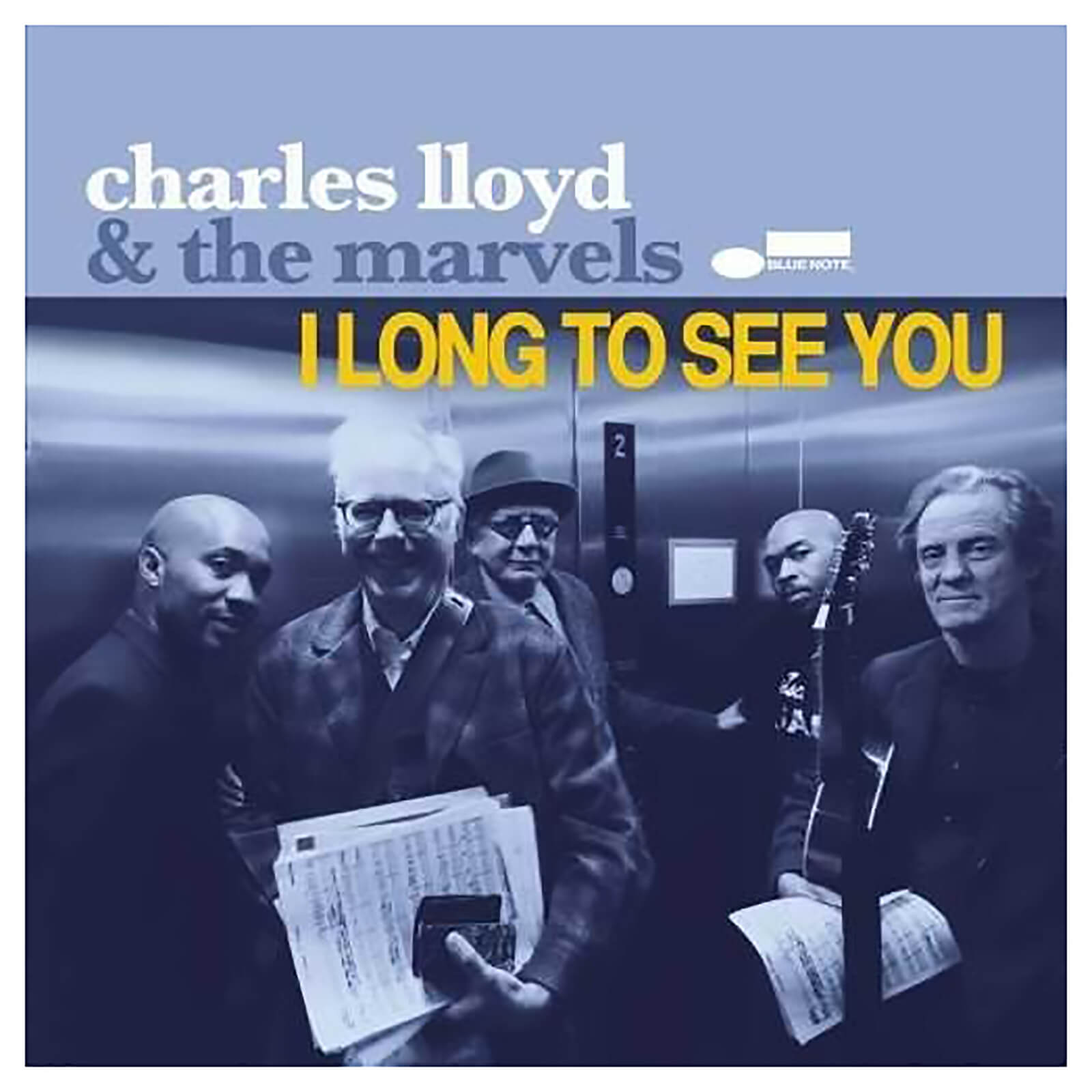 Charles Lloyd & The Marvels - I Long To See You - Vinyl