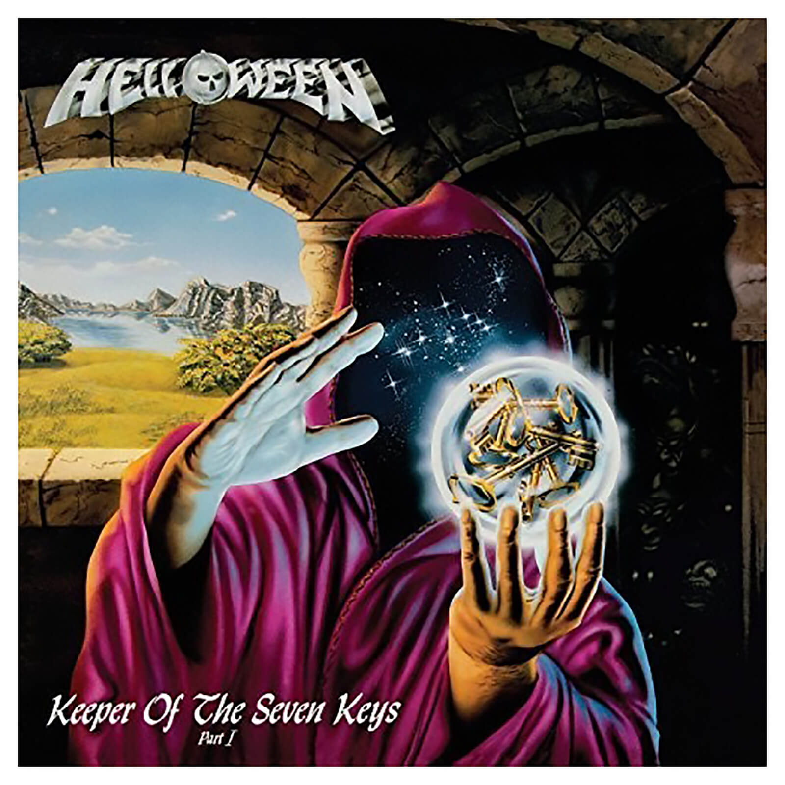 Helloween - Keeper Of The Seven Keys Pt 1 - Vinyl
