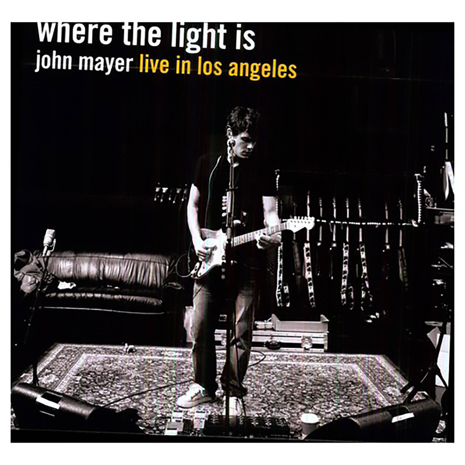 John Mayer - Where The Light Is - Vinyl