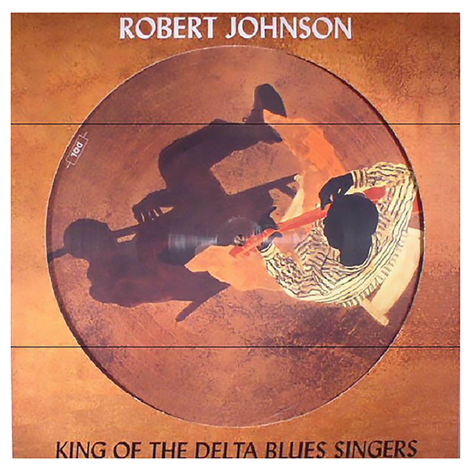 Robert Johnson - King Of The Delta Blues Singers - Vinyl