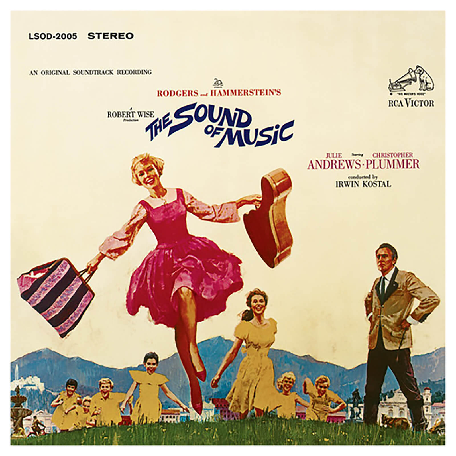 Sound Of Music/Various - Vinyl