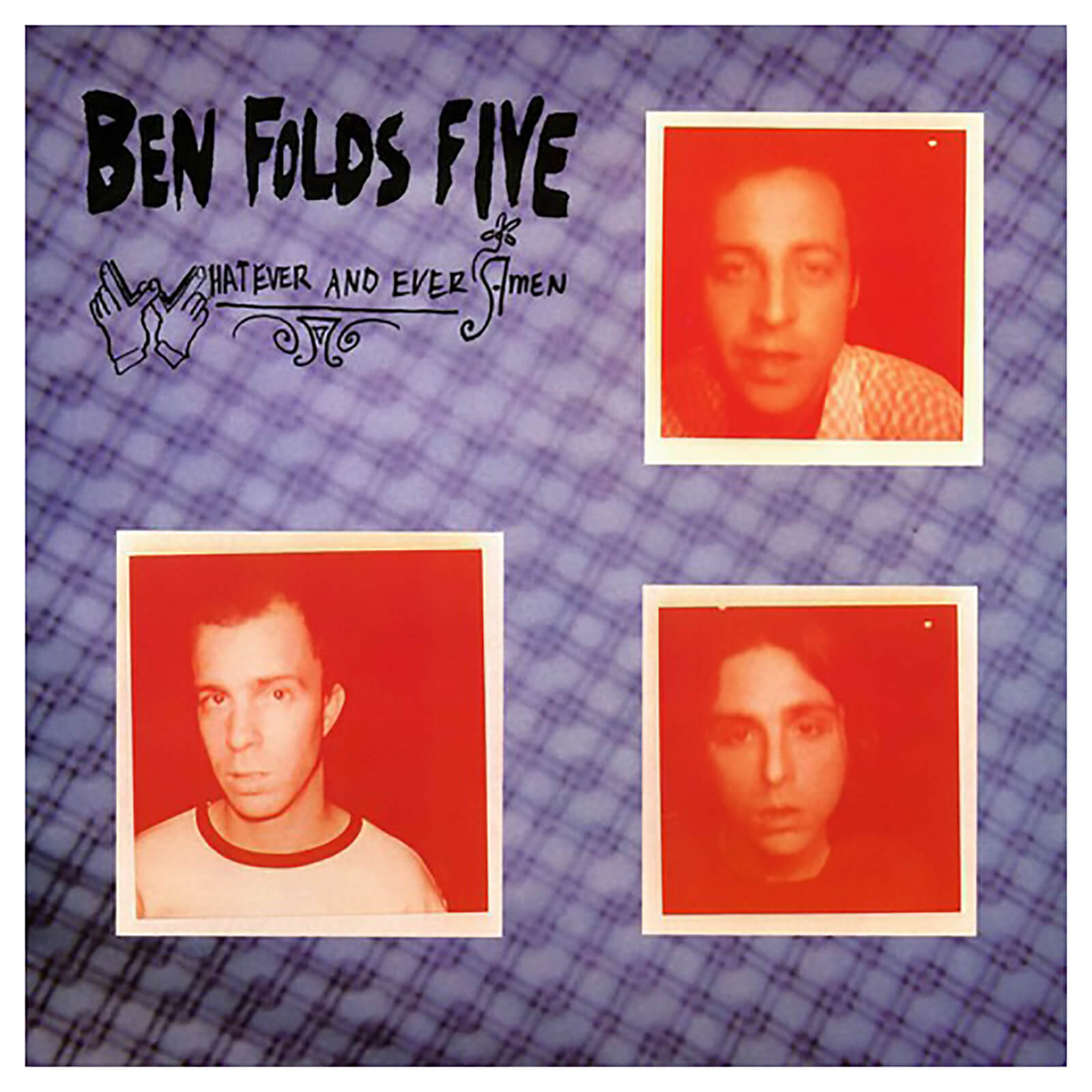 Ben Folds Five - Whatever & Ever Amen - Vinyl