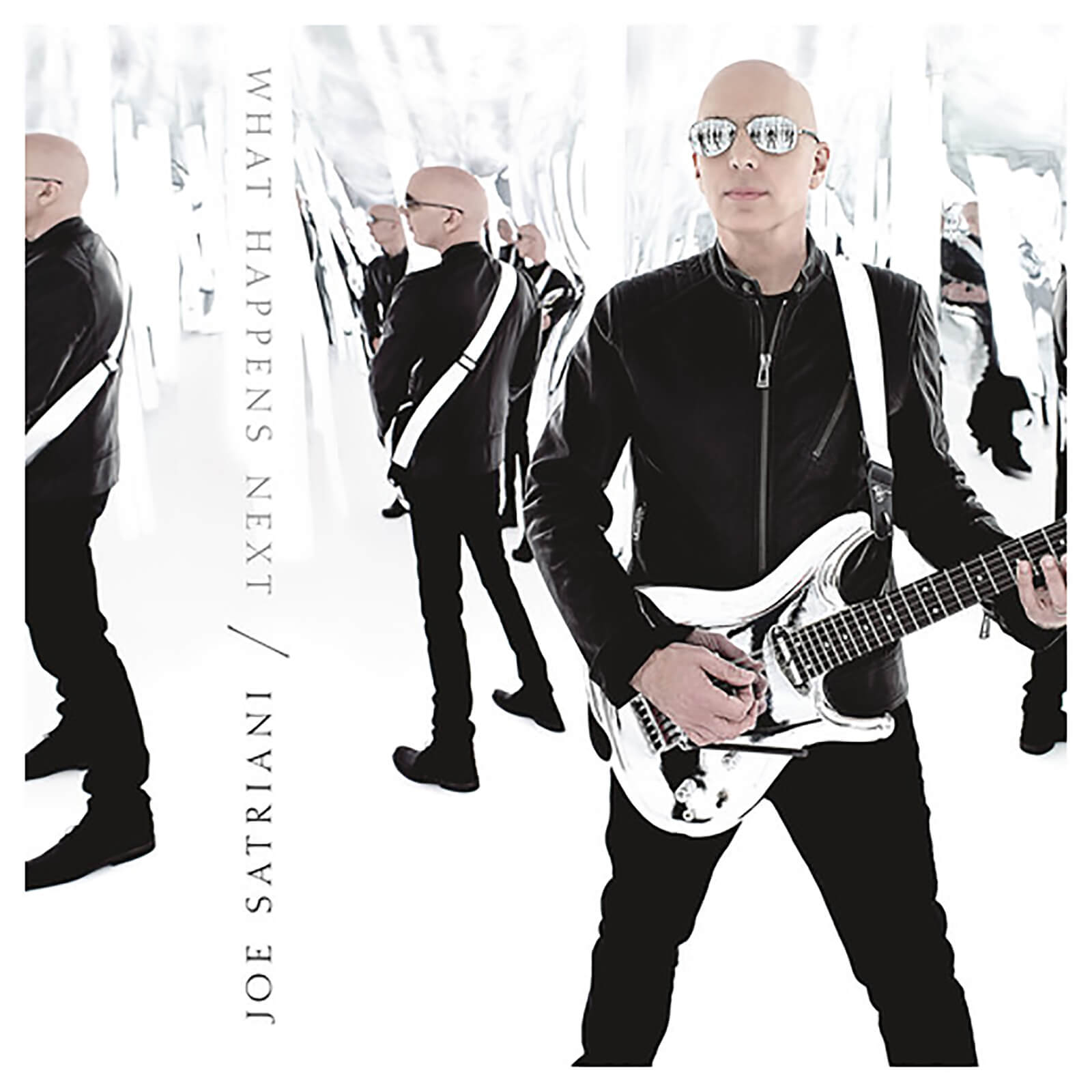 Joe Satriani - What Happens Next - Vinyl