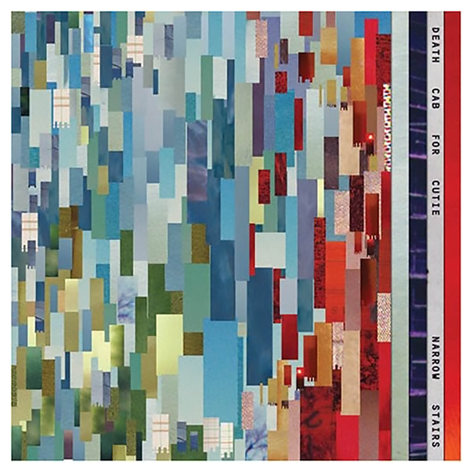 Death Cab For Cutie - Narrow Stairs - Vinyl