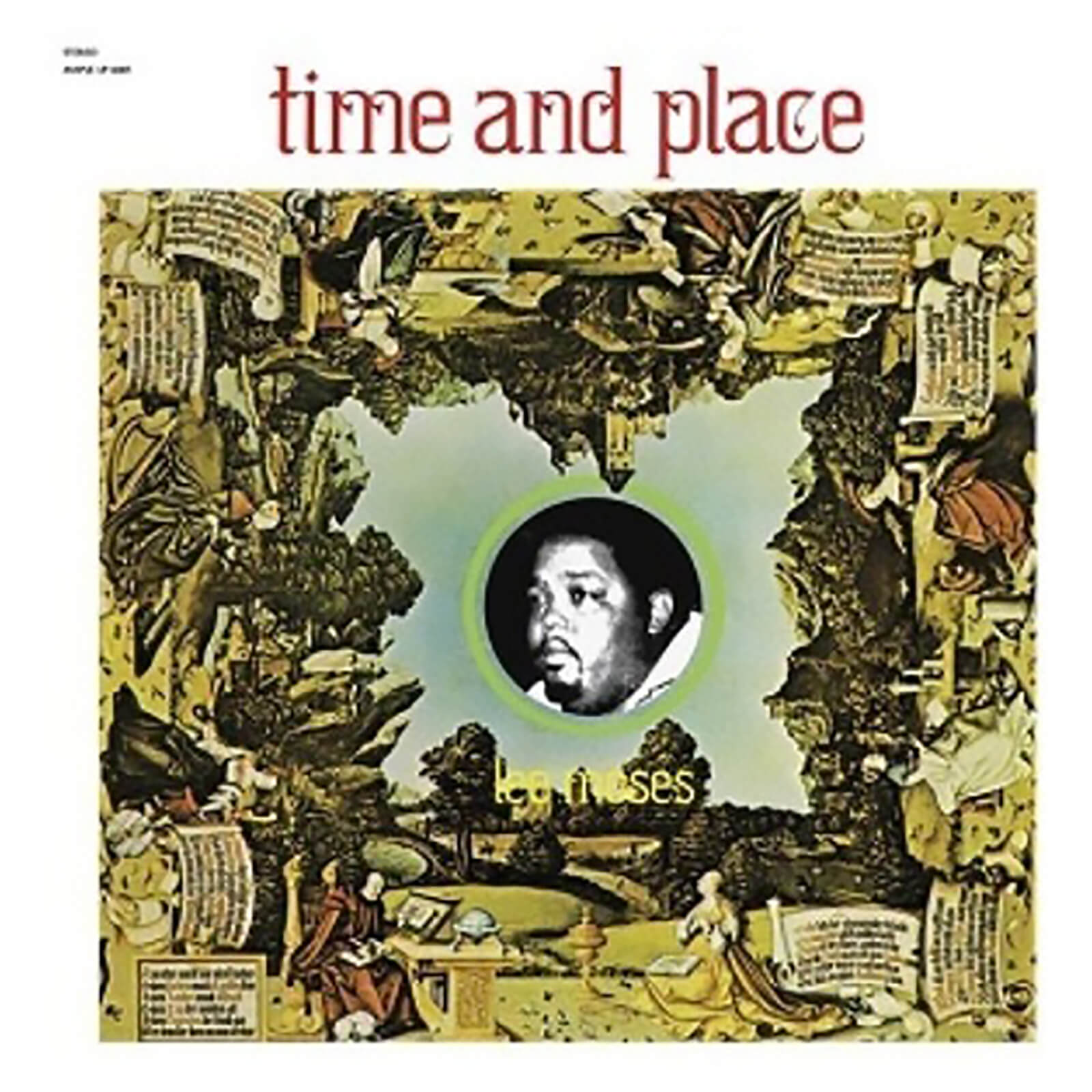 Lee Moses - Time & Place - Vinyl
