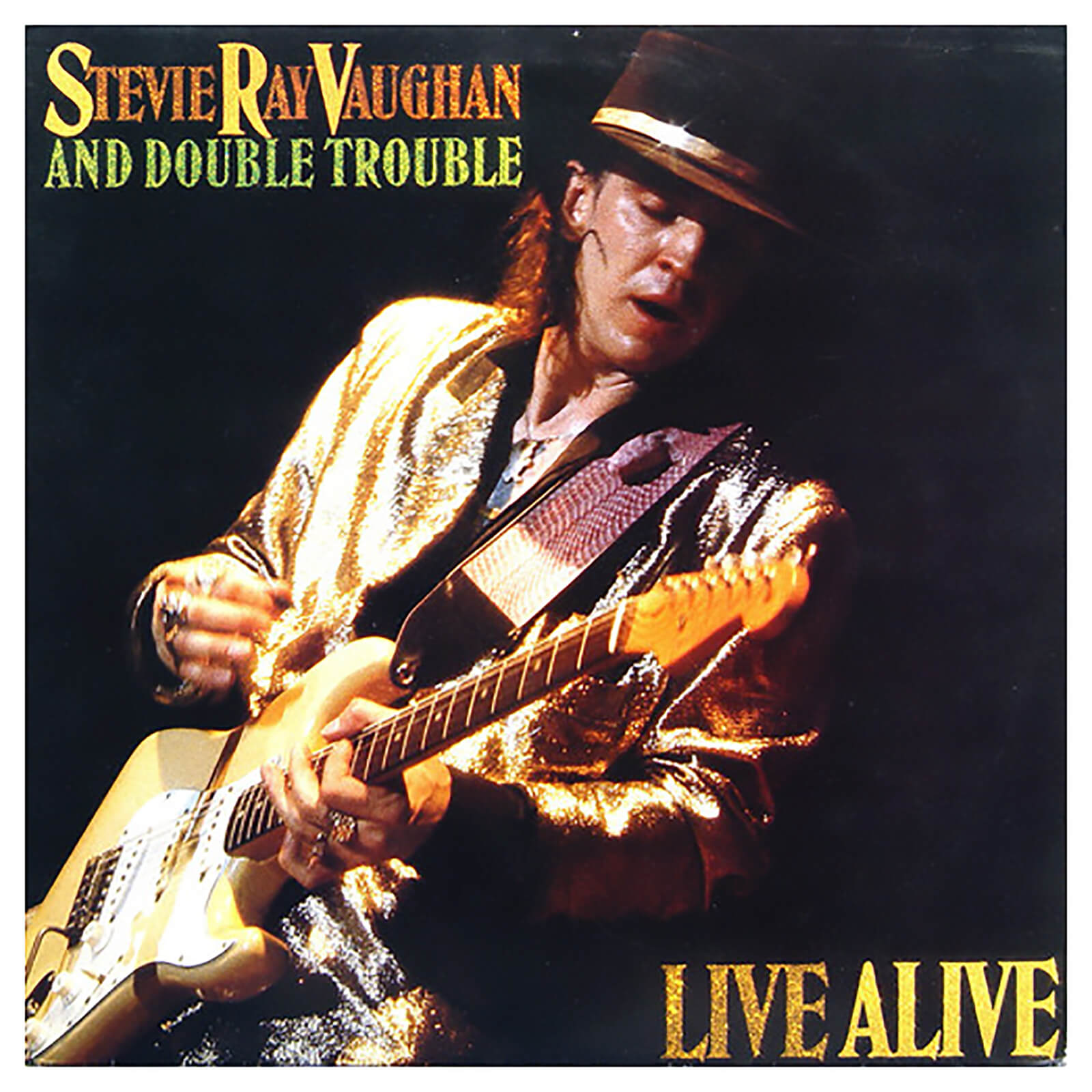 Stevie Ray Vaughan - Live Alive - Vinyl