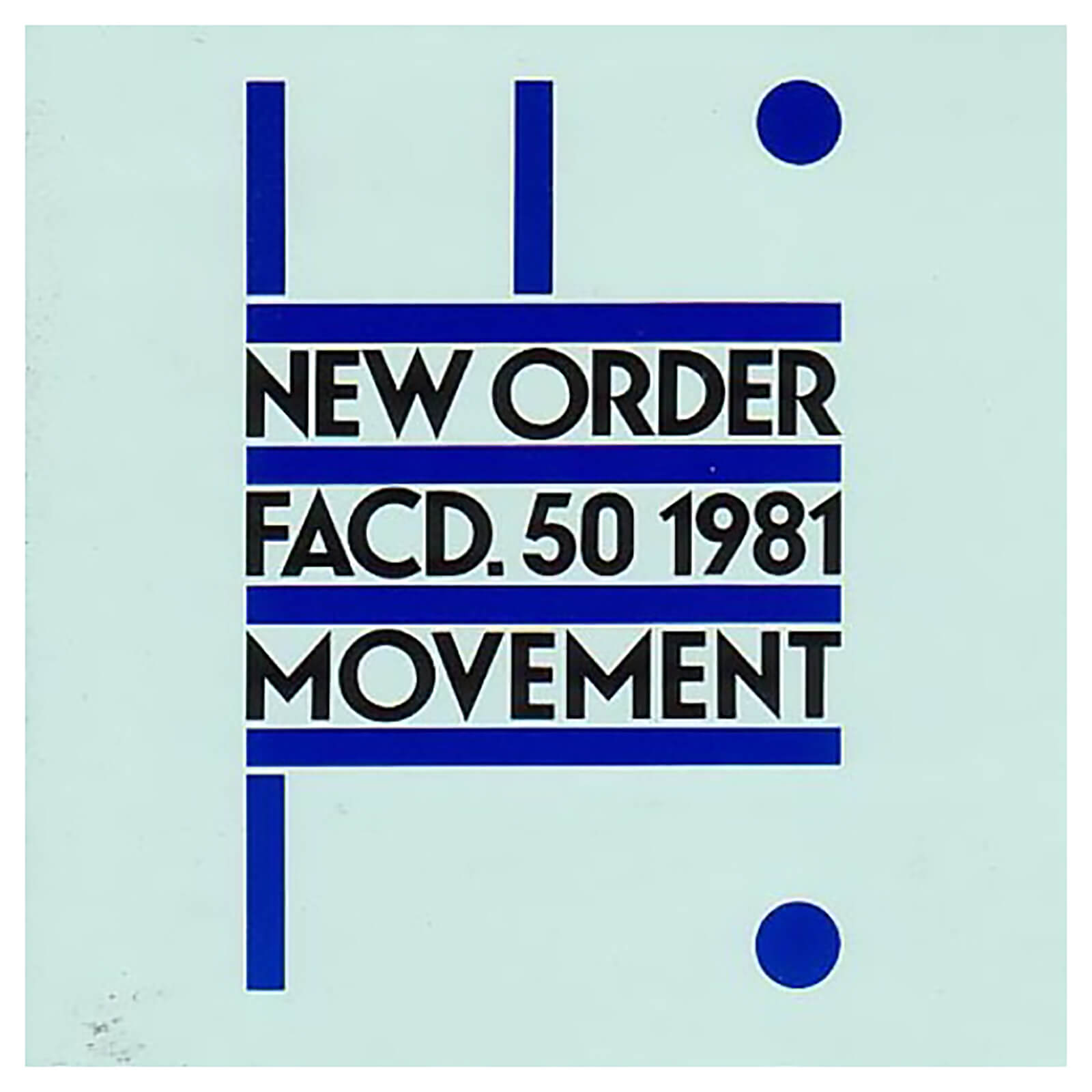 New Order - Movement - Vinyl