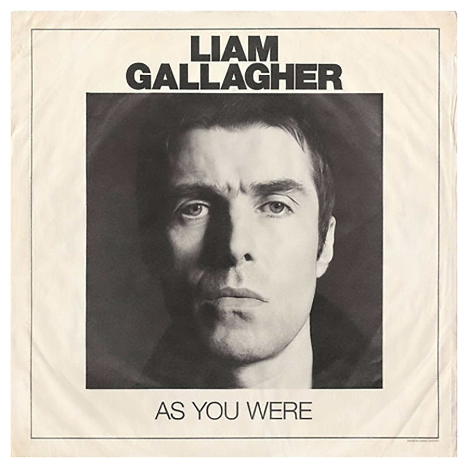 Liam Gallagher - As You Were - Vinyl