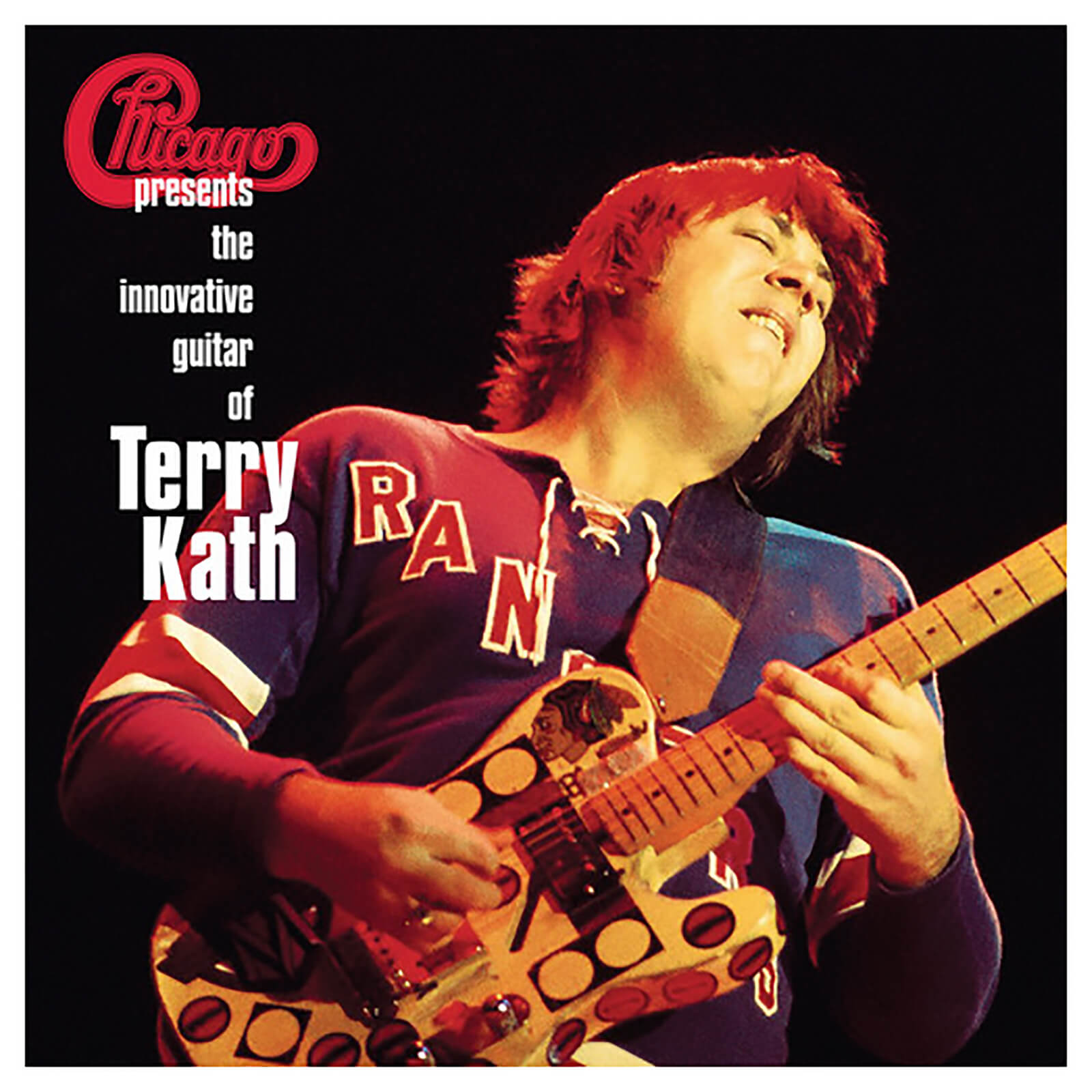 Chicago Presents: Innovative Guitar Of Terry Kath - Vinyl